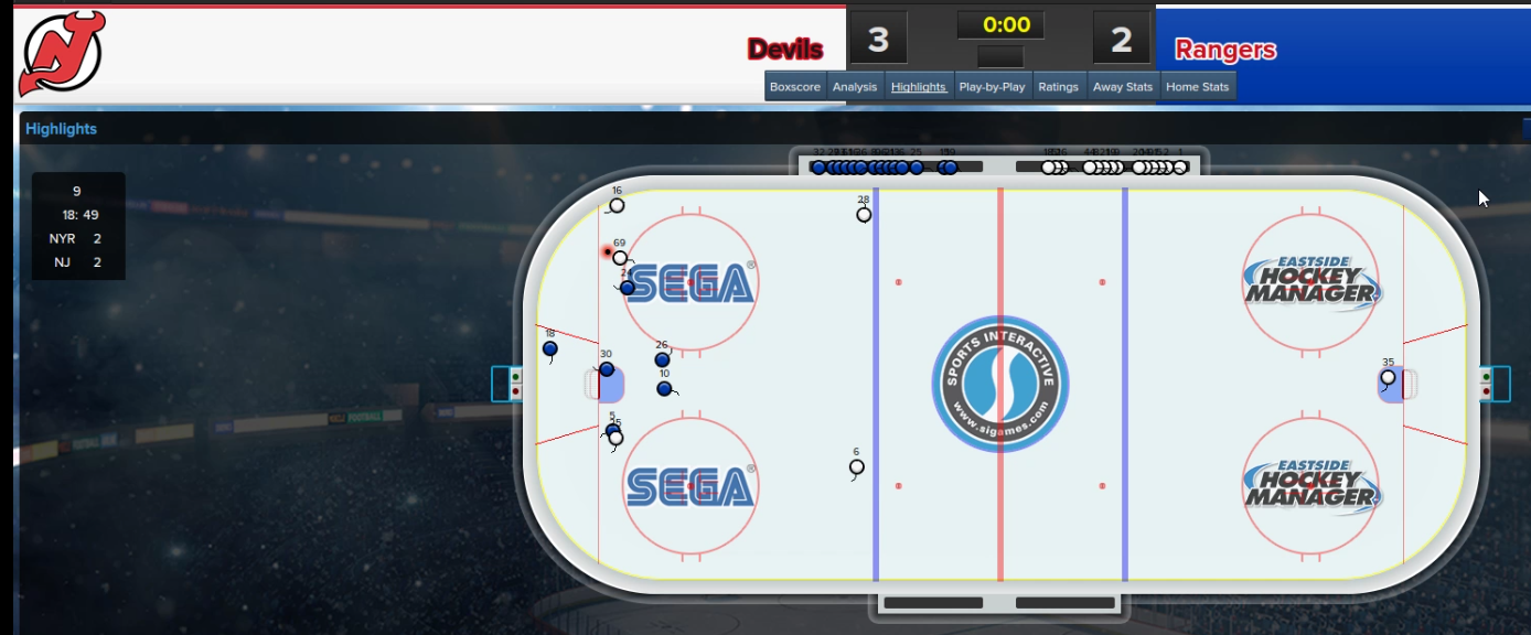 Reid Boucher is about to make MSG history in this simulation.