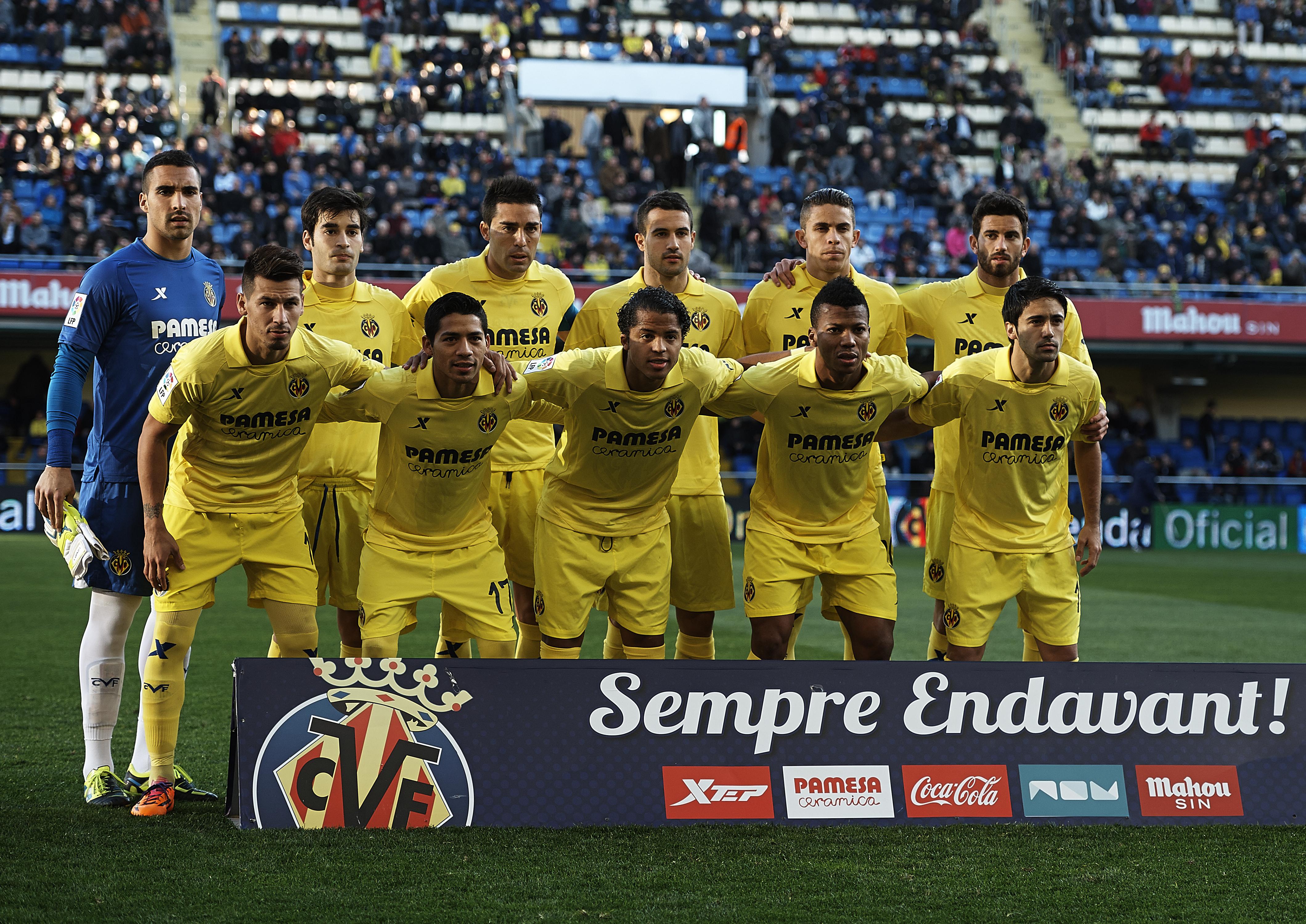 Villarreal CF v Sevilla FC - La Liga