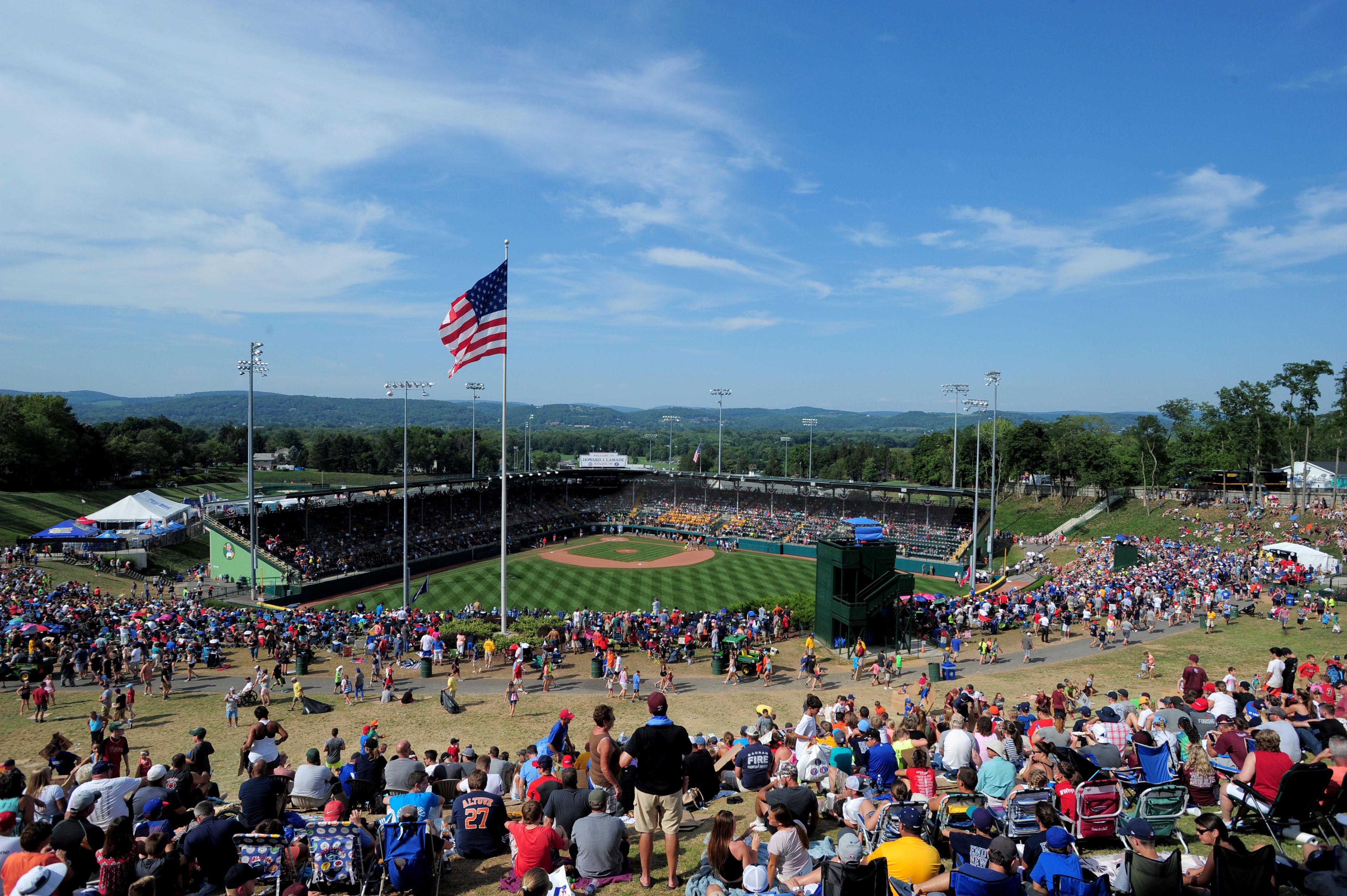 Howard J. Lamade Stadium in Williamsport, Penn.