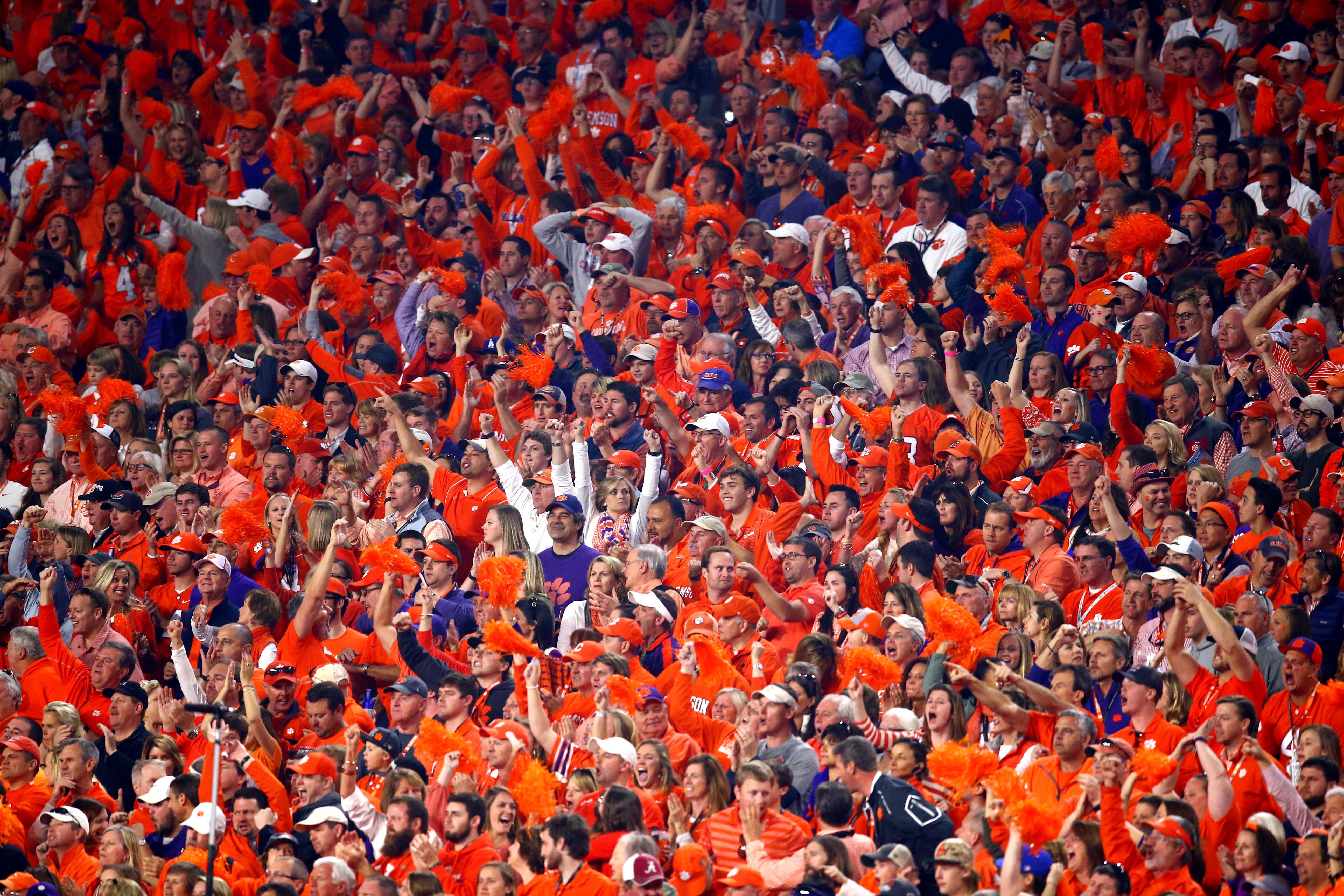 NCAA Football: CFP National Championship-Alabama vs Clemson