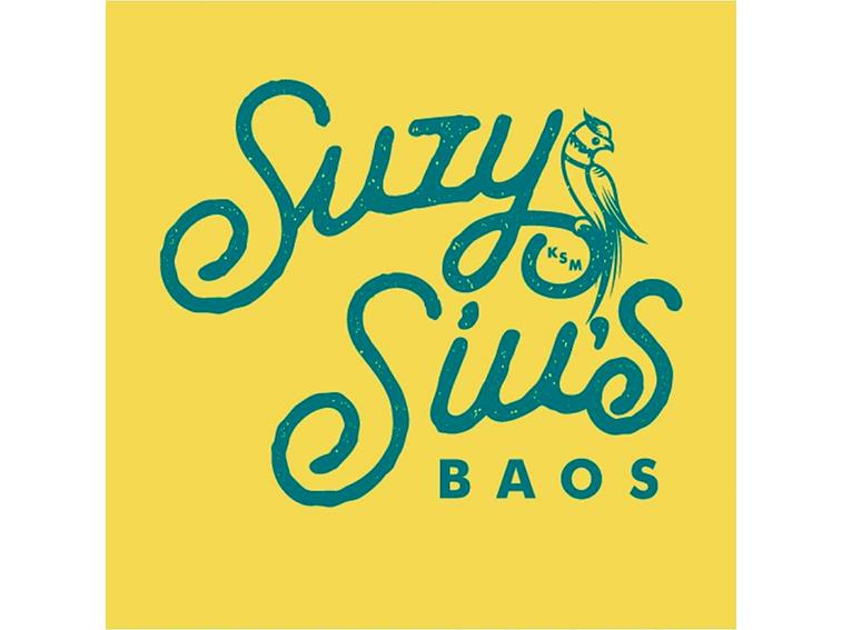 The logo for Suzy Siu's Baos.