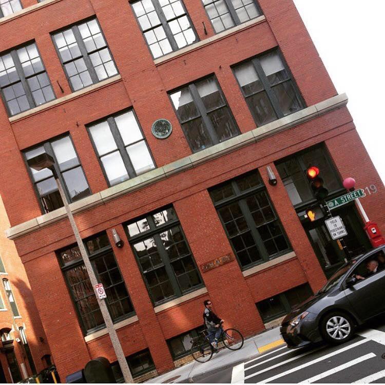 Oak + Rowan building
