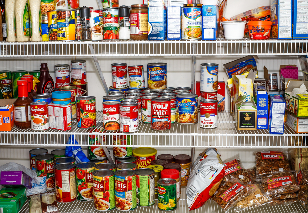 This food bank doesn't want your junk food. Good.