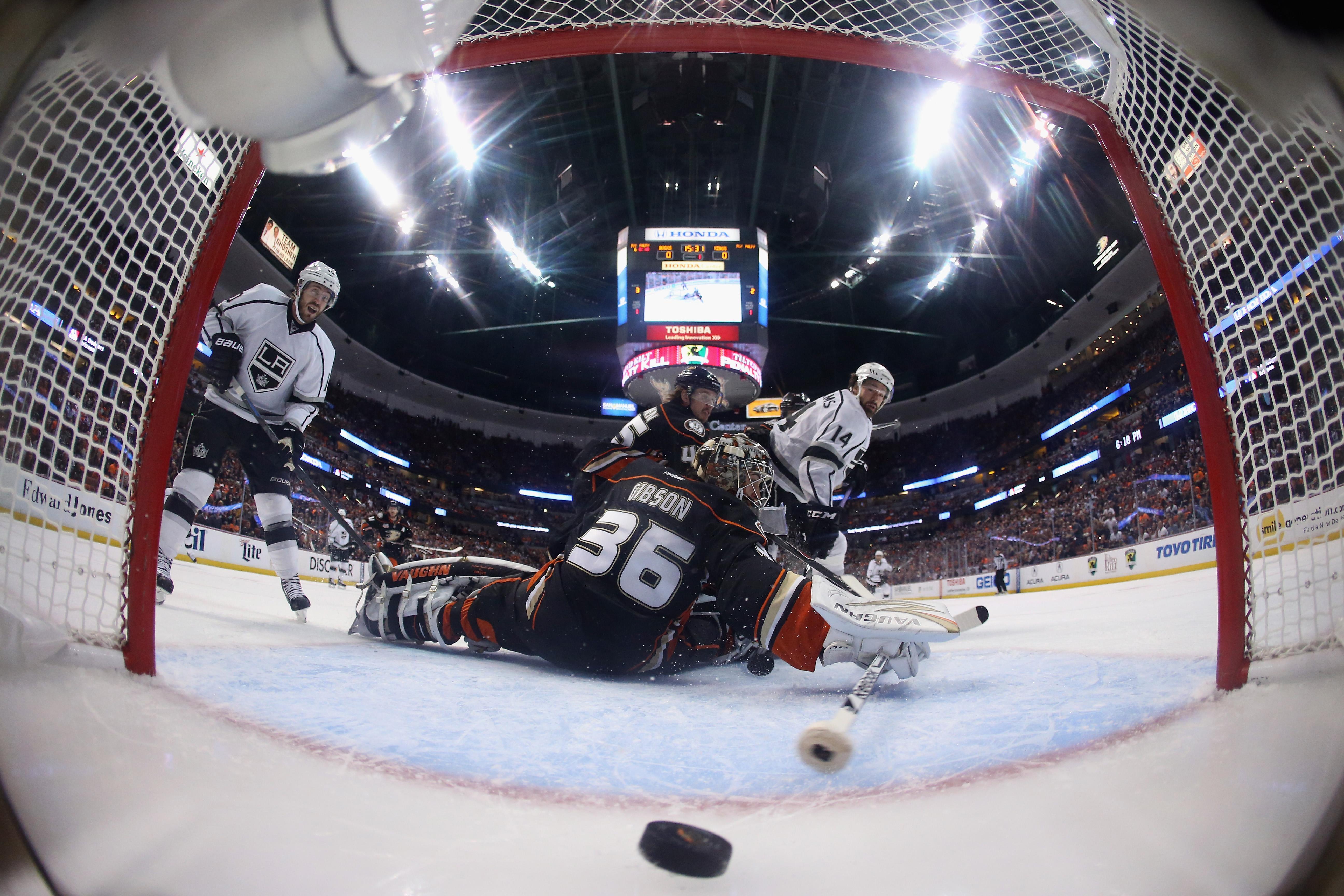 Los Angeles Kings v Anaheim Ducks - Game Seven