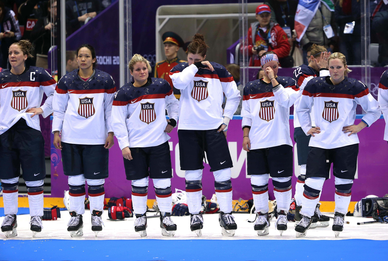 Ice Hockey - Winter Olympics Day 13 - Canada v United States