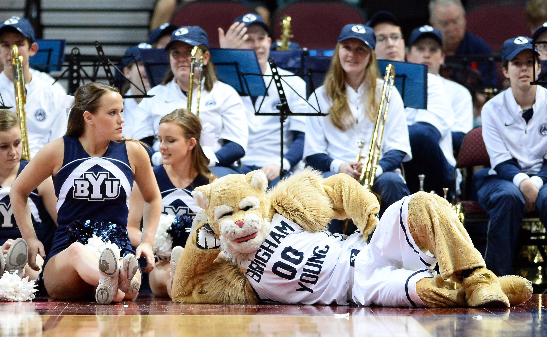 WCC Basketball Tournament - Quarterfinals - Loyola Marymount v Brigham Young