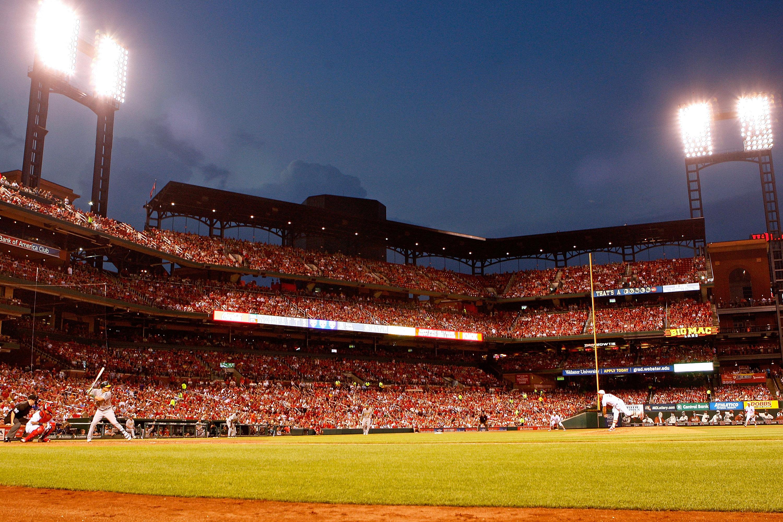 Oakland Athletics v St Louis Cardinals