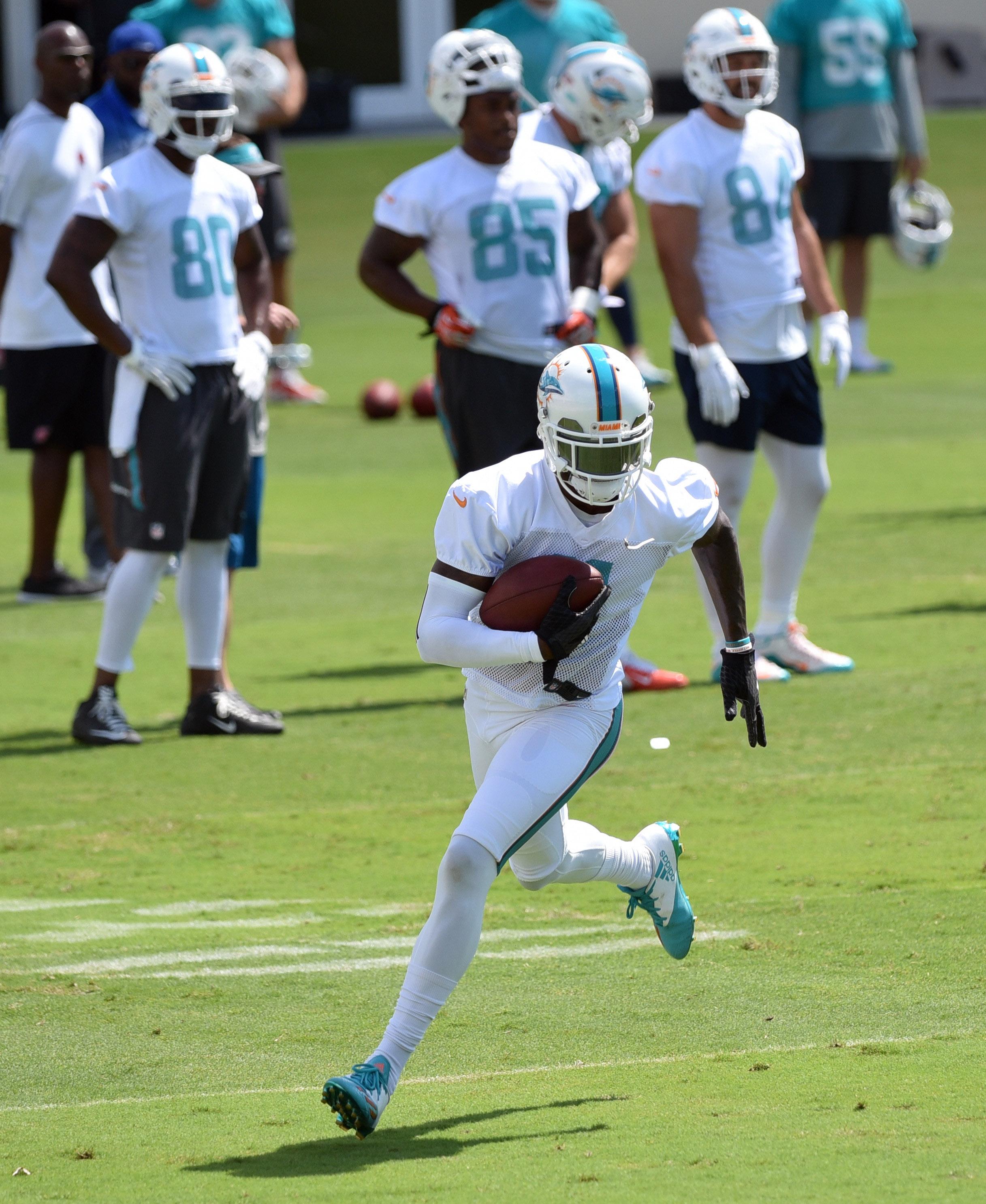 NFL: Miami Dolphins-OTA