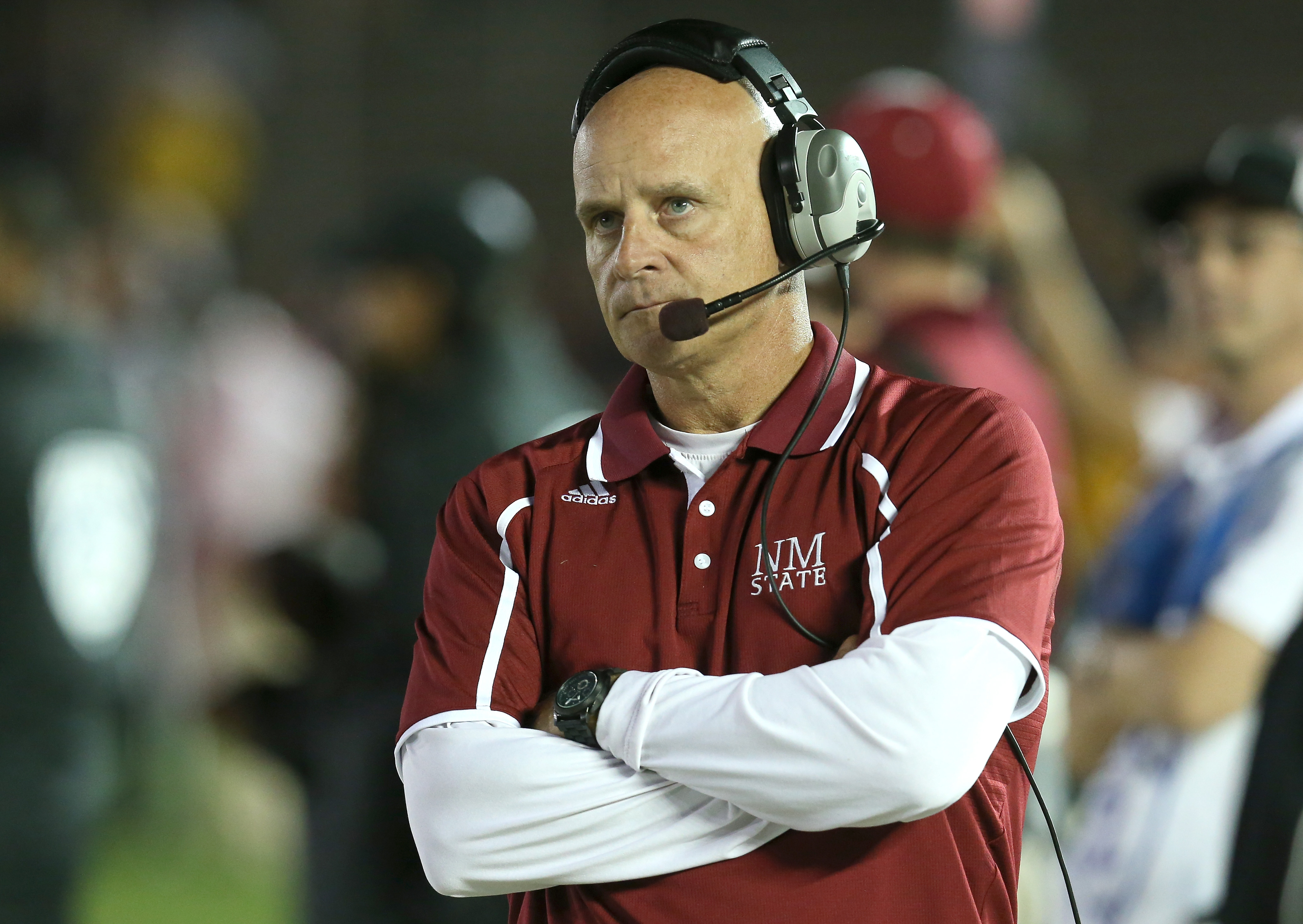New Mexico State v UCLA