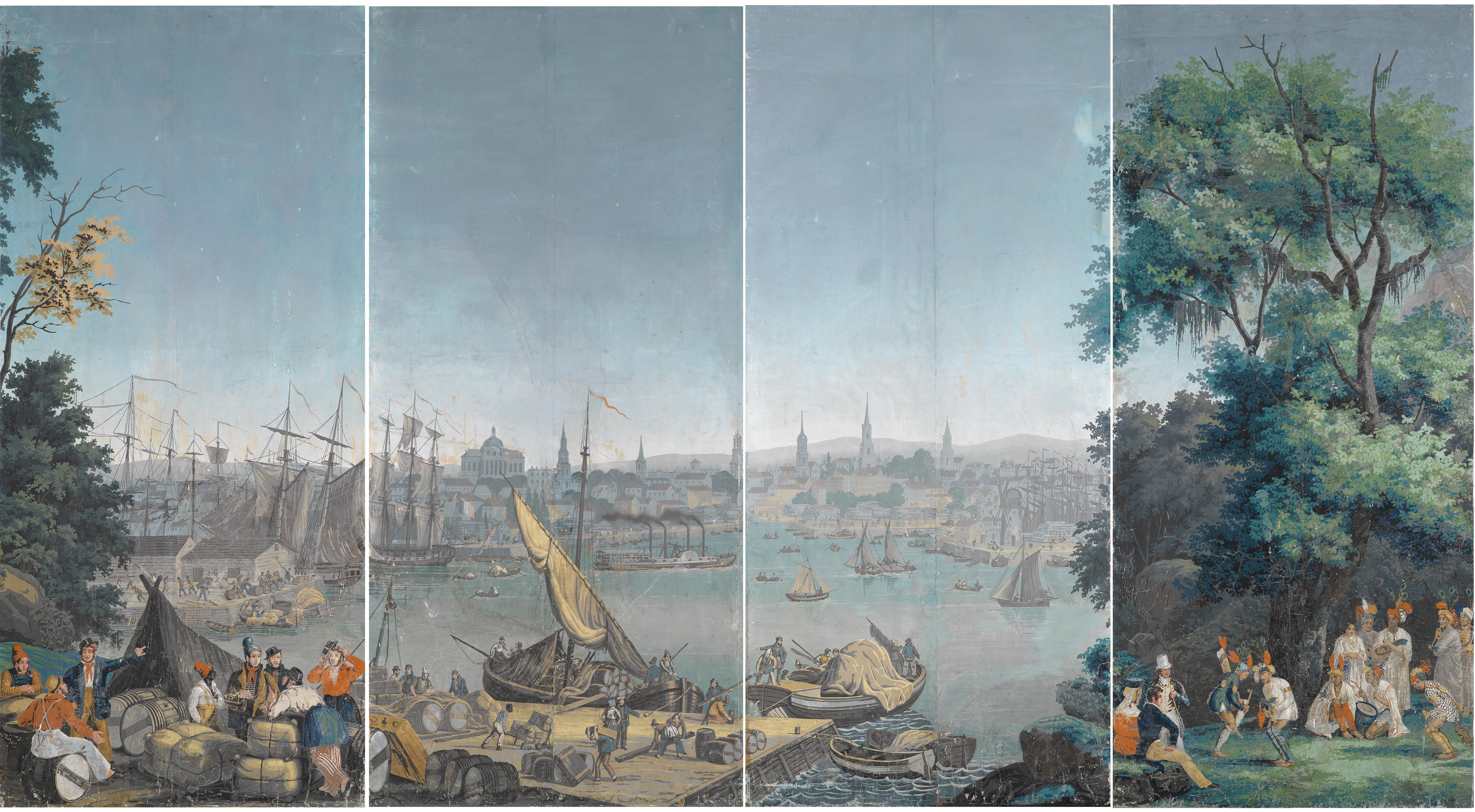 Historic Wallpapers Why Theyre Different And It Matters