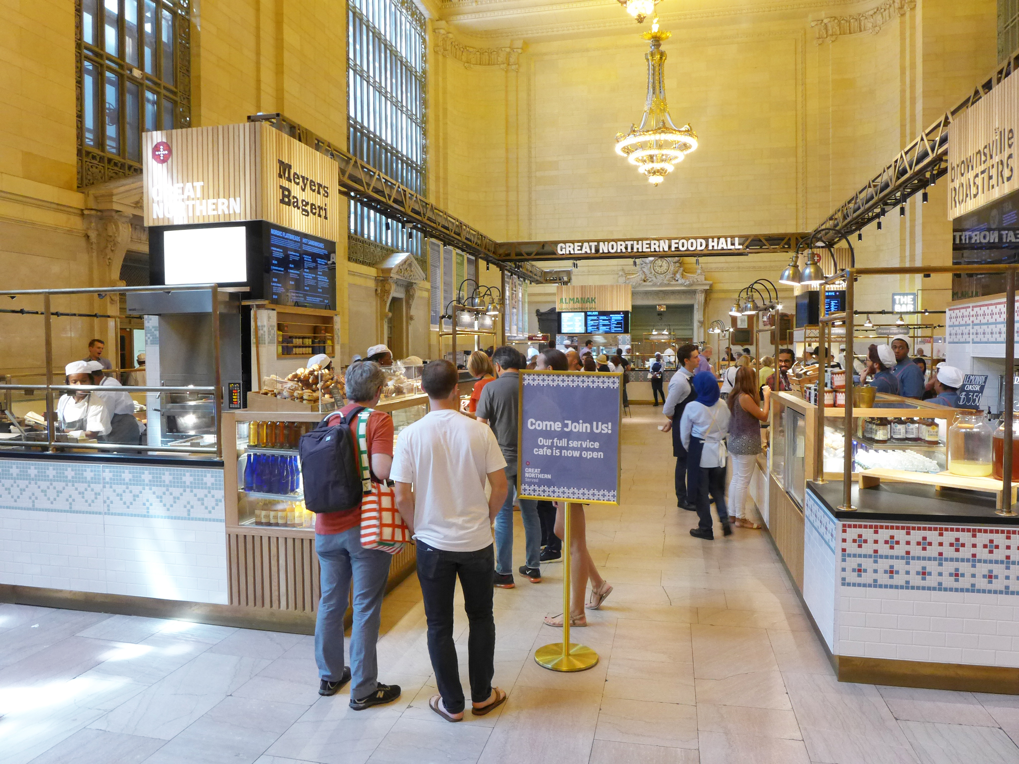 Great Northern Food Hall Great Northern Food Hall  Eater Ny