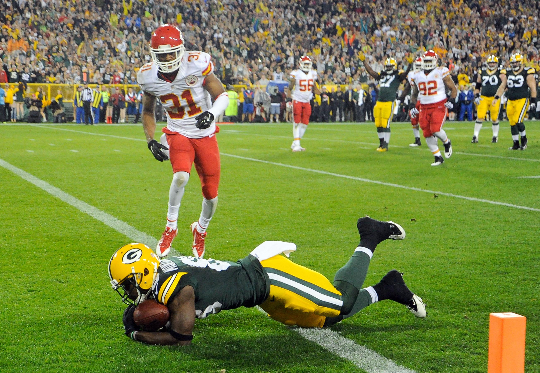 NFL: Kansas City Chiefs at Green Bay Packers