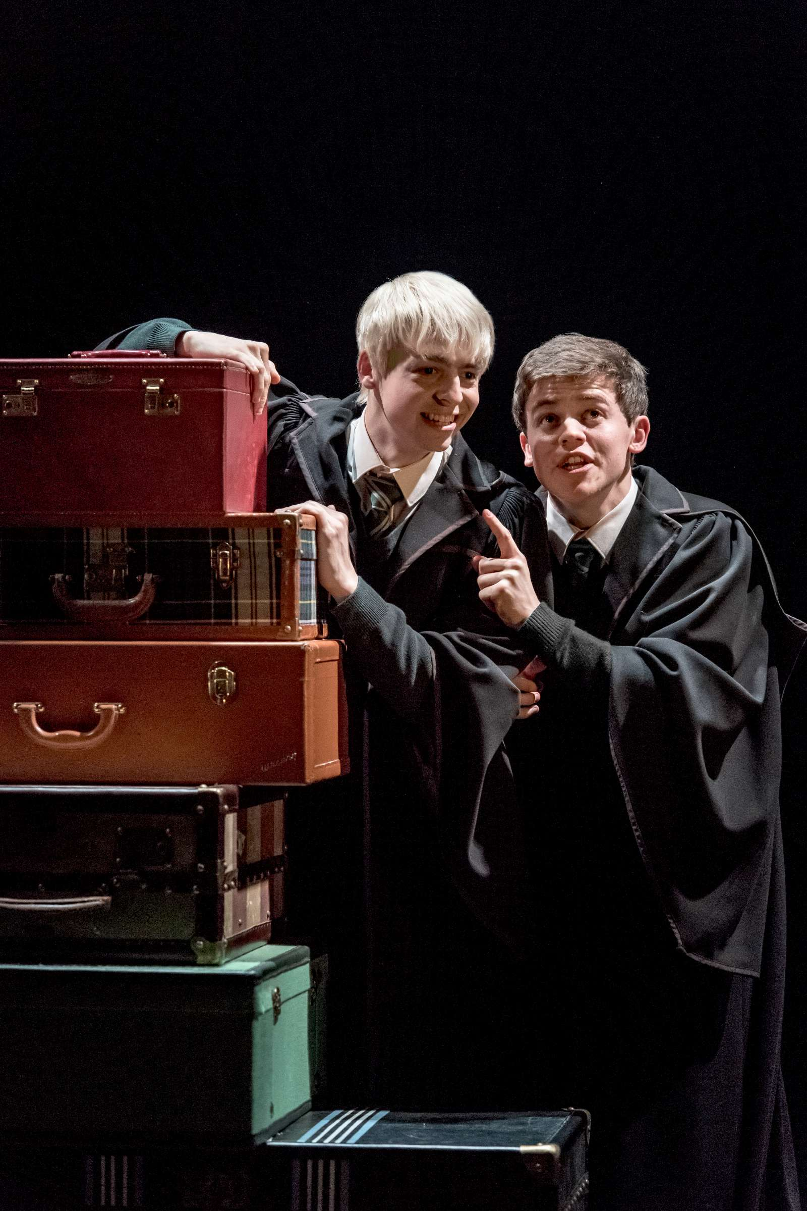 The Harry Potter universe still can't translate its gay subtext to