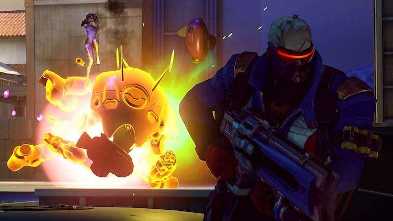 Overwatch's Competitive Play season two has started early (update)