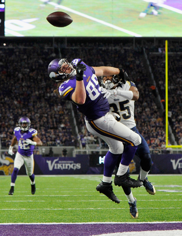 Los Angeles Rams at Minnesota Vikings