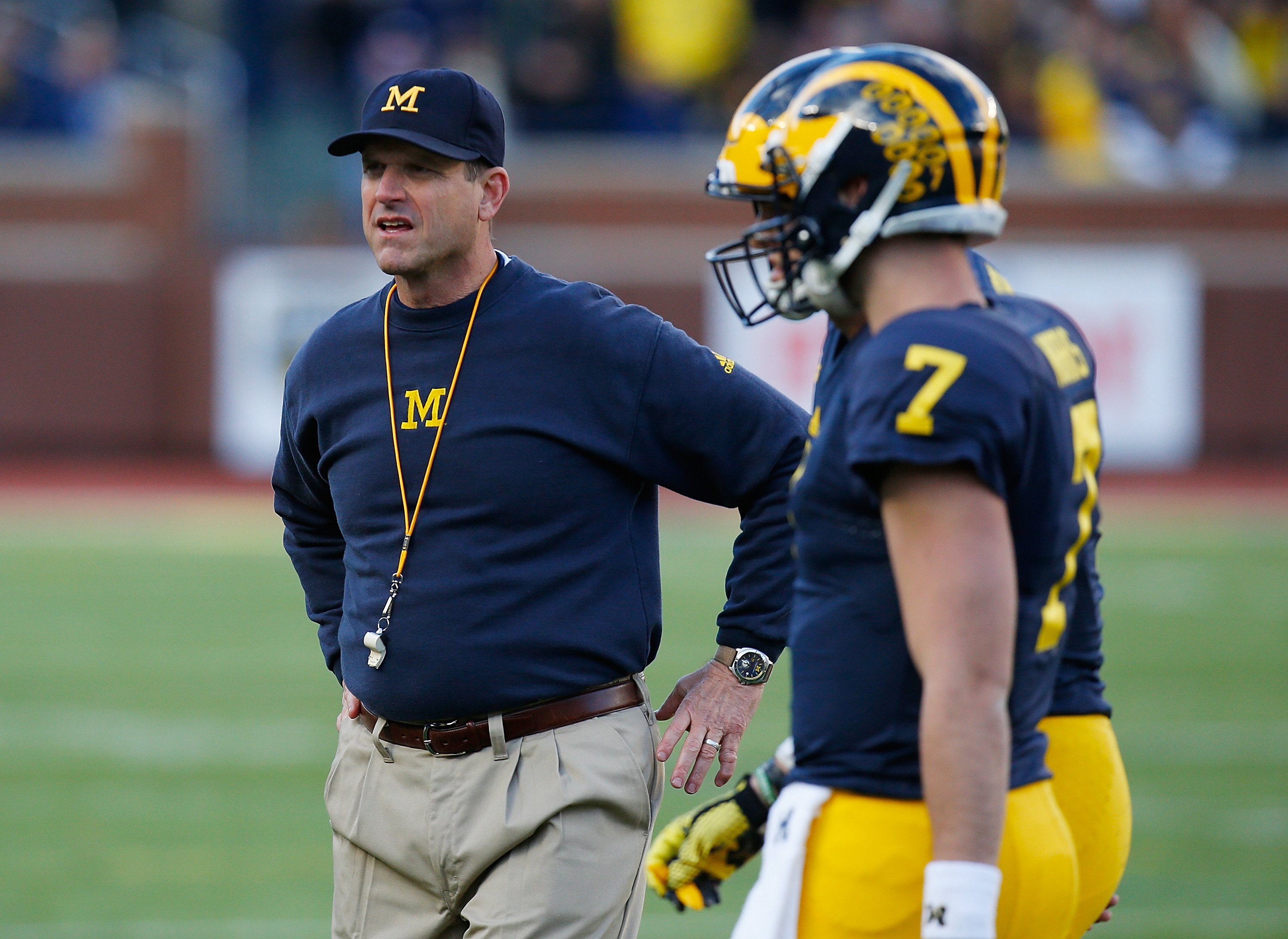 Will Michigan make fans happy this year?