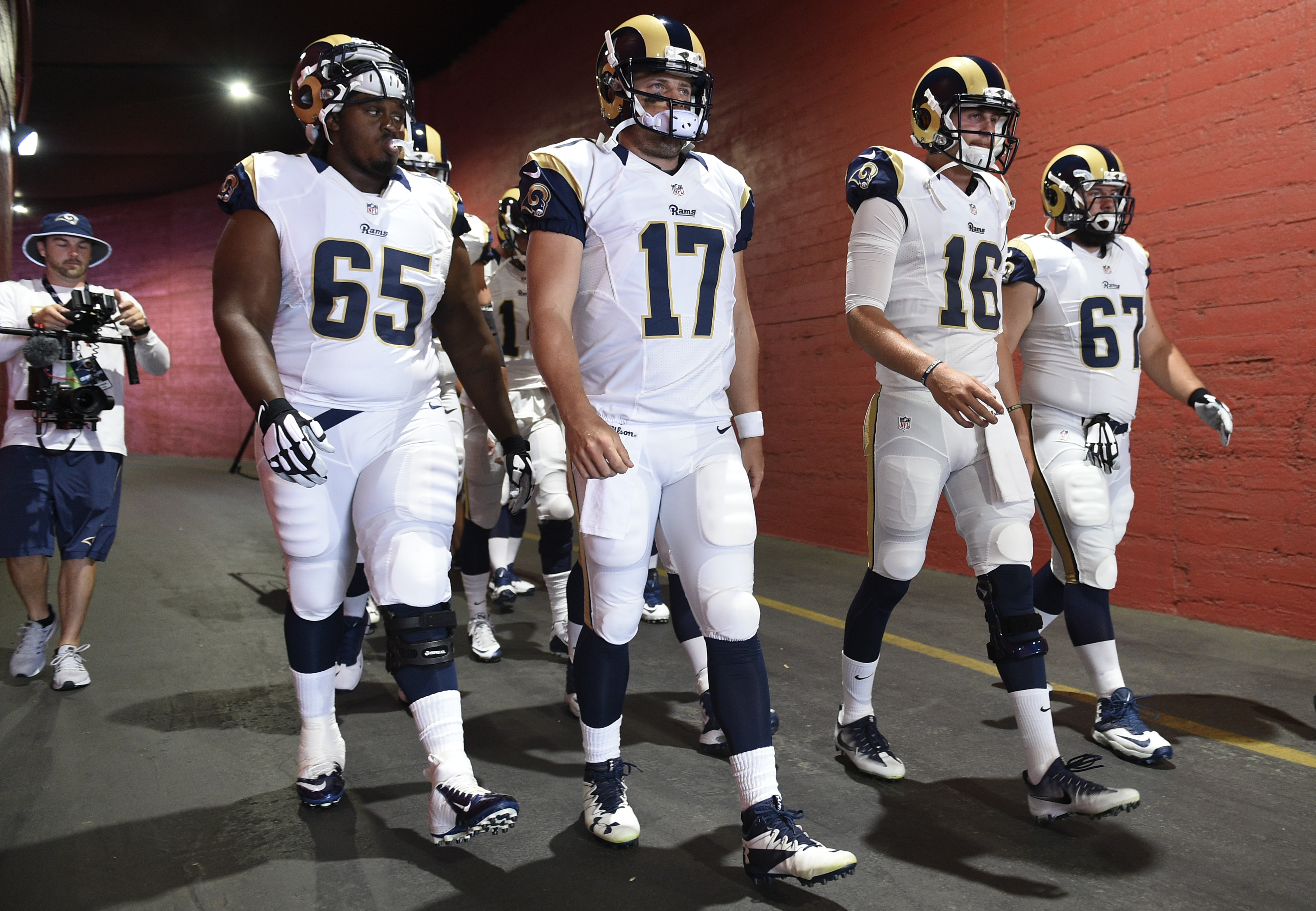 The 2016 Los Angeles Rams