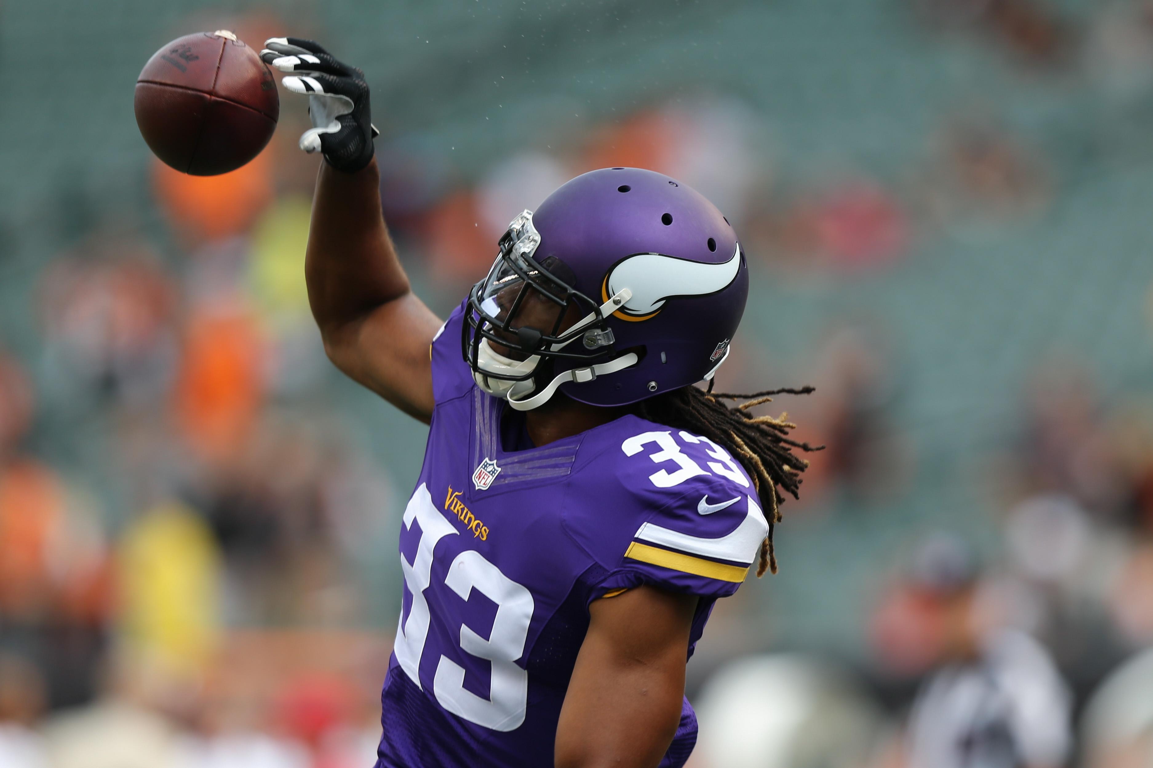 NFL: Preseason-Minnesota Vikings at Cincinnati Bengals