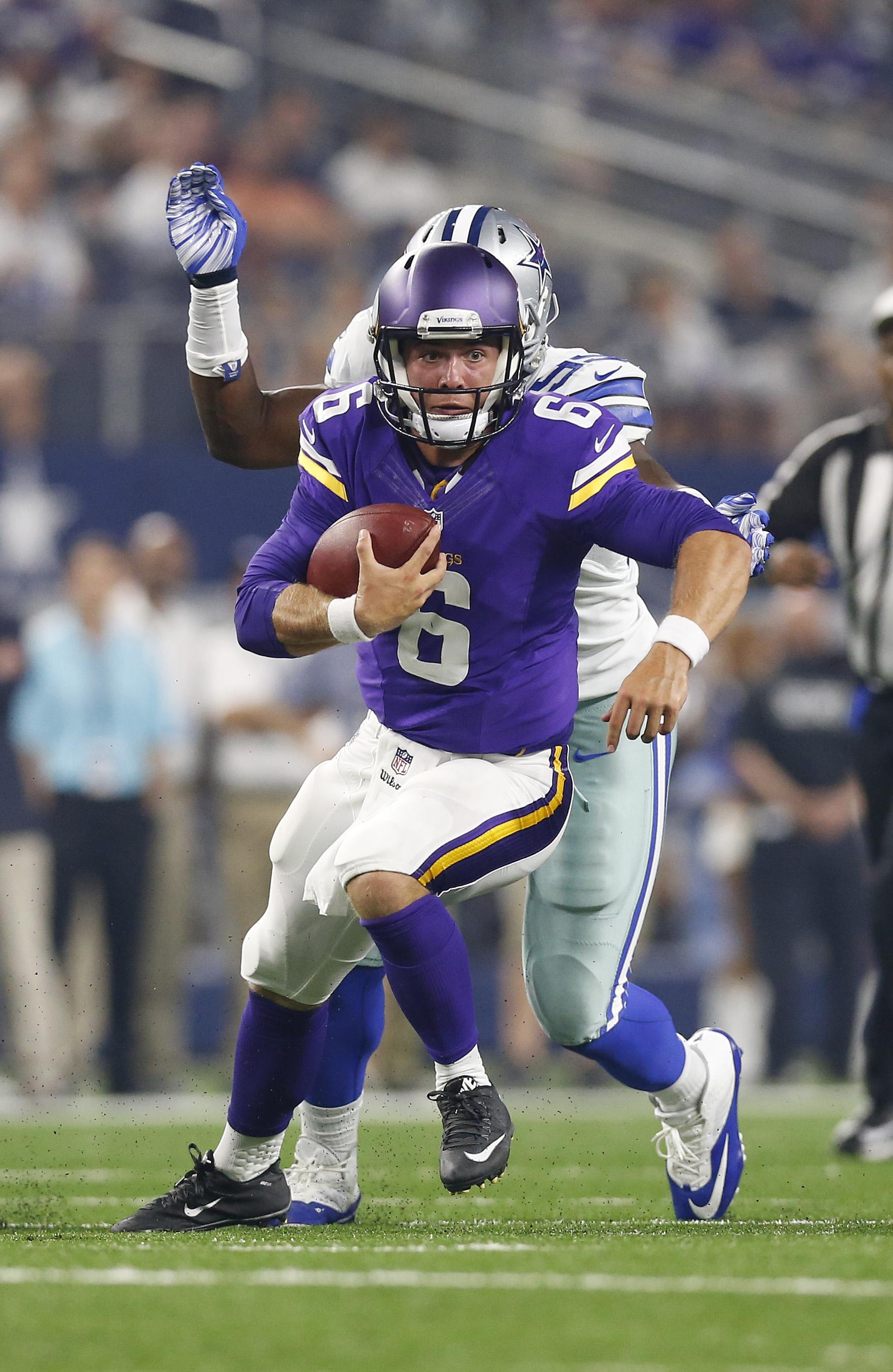 NFL: Preseason-Minnesota Vikings at Dallas Cowboys