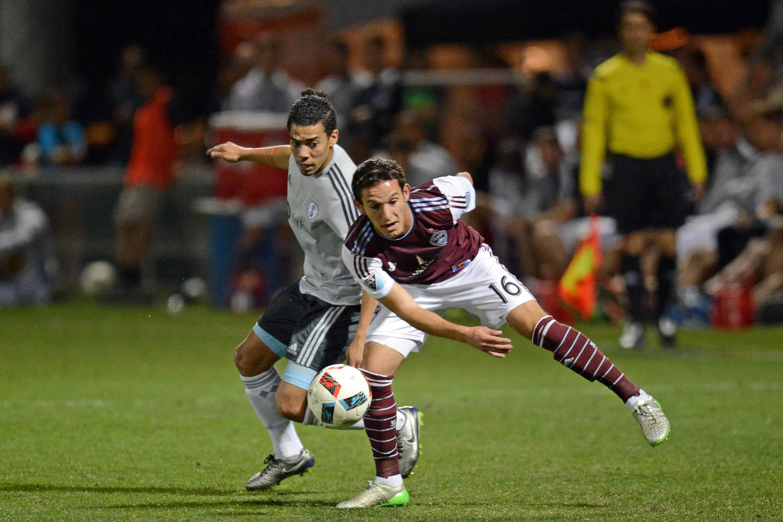 MLS: Preseason-Colorado Rapids vs Swope Park Rangers