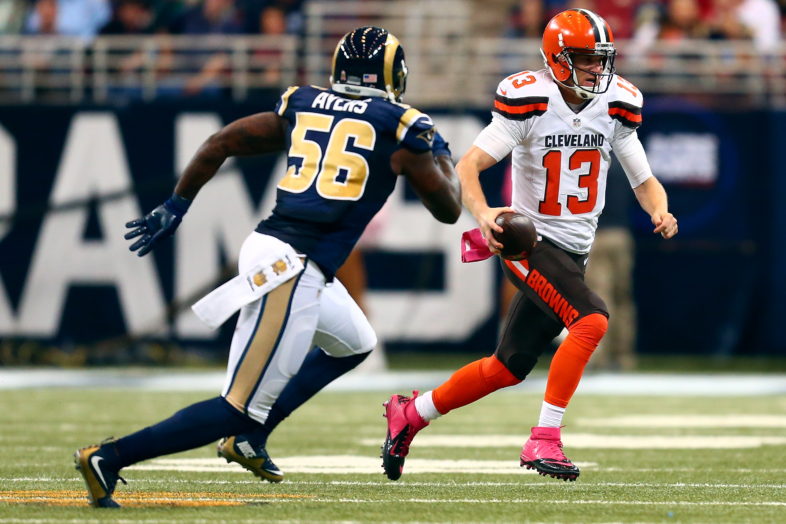 Cleveland Browns v St Louis Rams