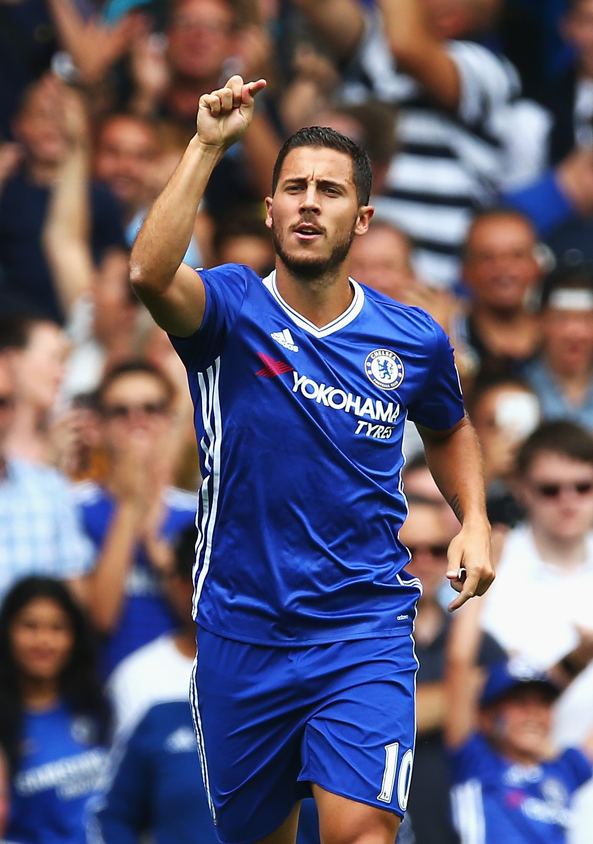 Eden Hazard, Diego Costa snubbed in Premier League Goal of the Month nominations