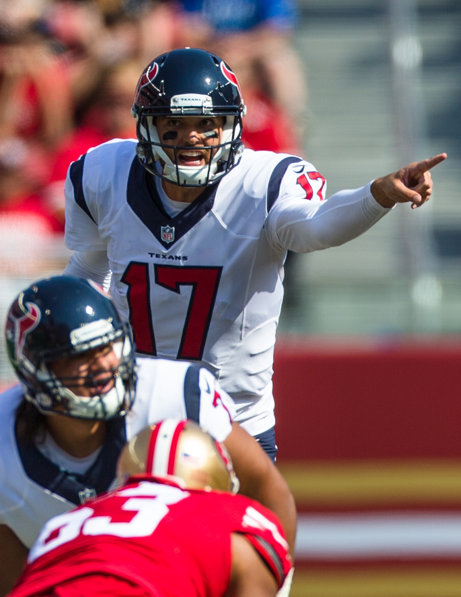 Brock Osweiler learned from the best when it comes to commanding an offense
