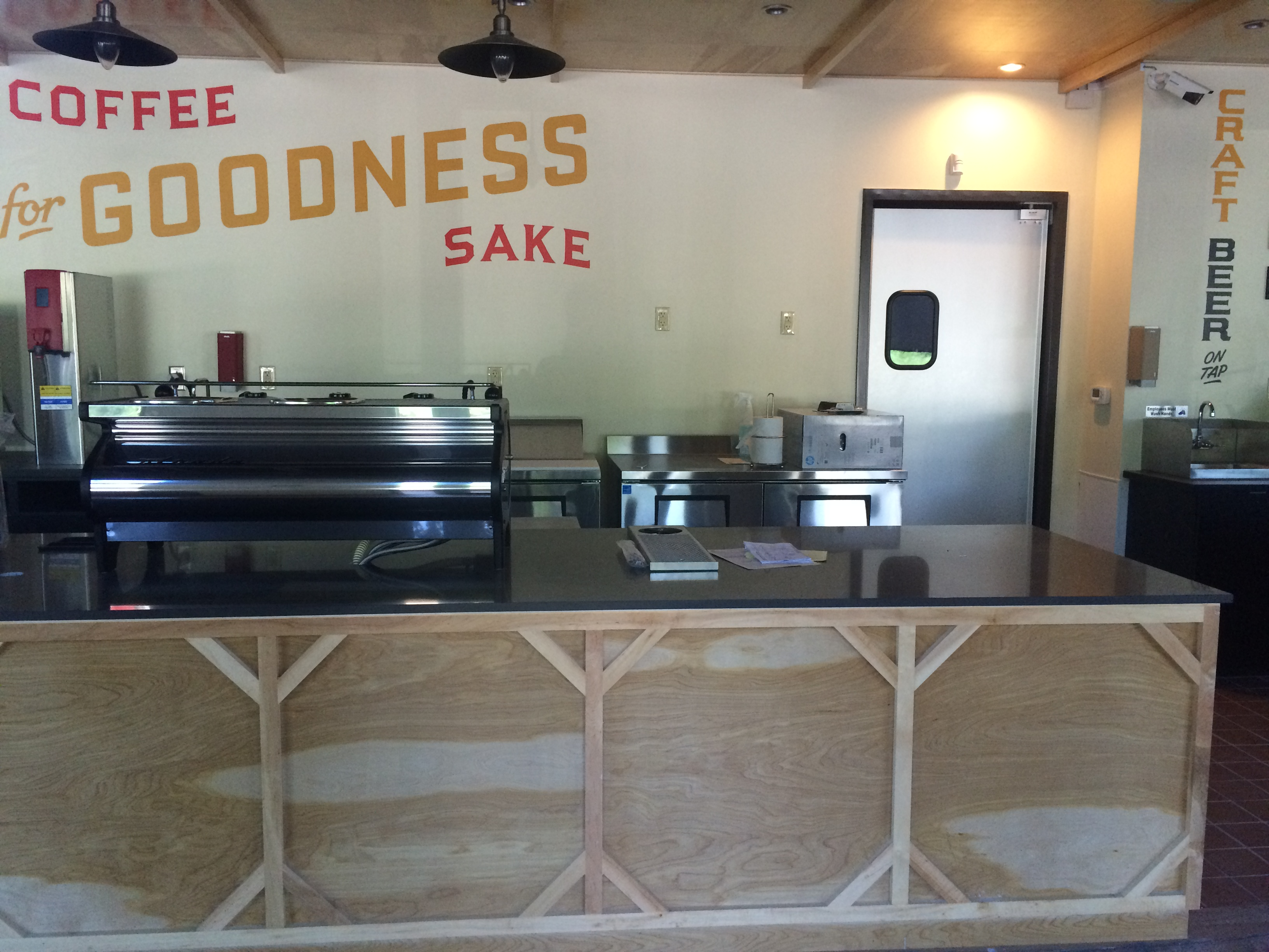 Apanas Coffee & Beer on South Congress