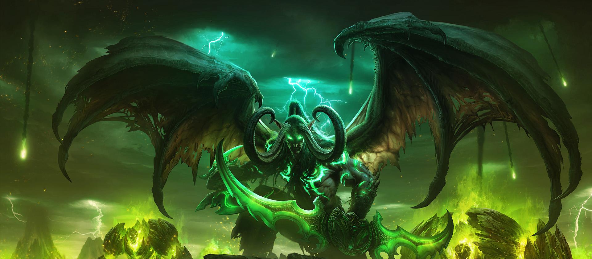 Legion still doesn't fix World of Warcraft's broken economy