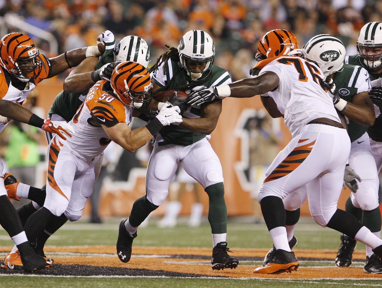 Cincinnati Bengals vs. New York Jets Photo Gallery