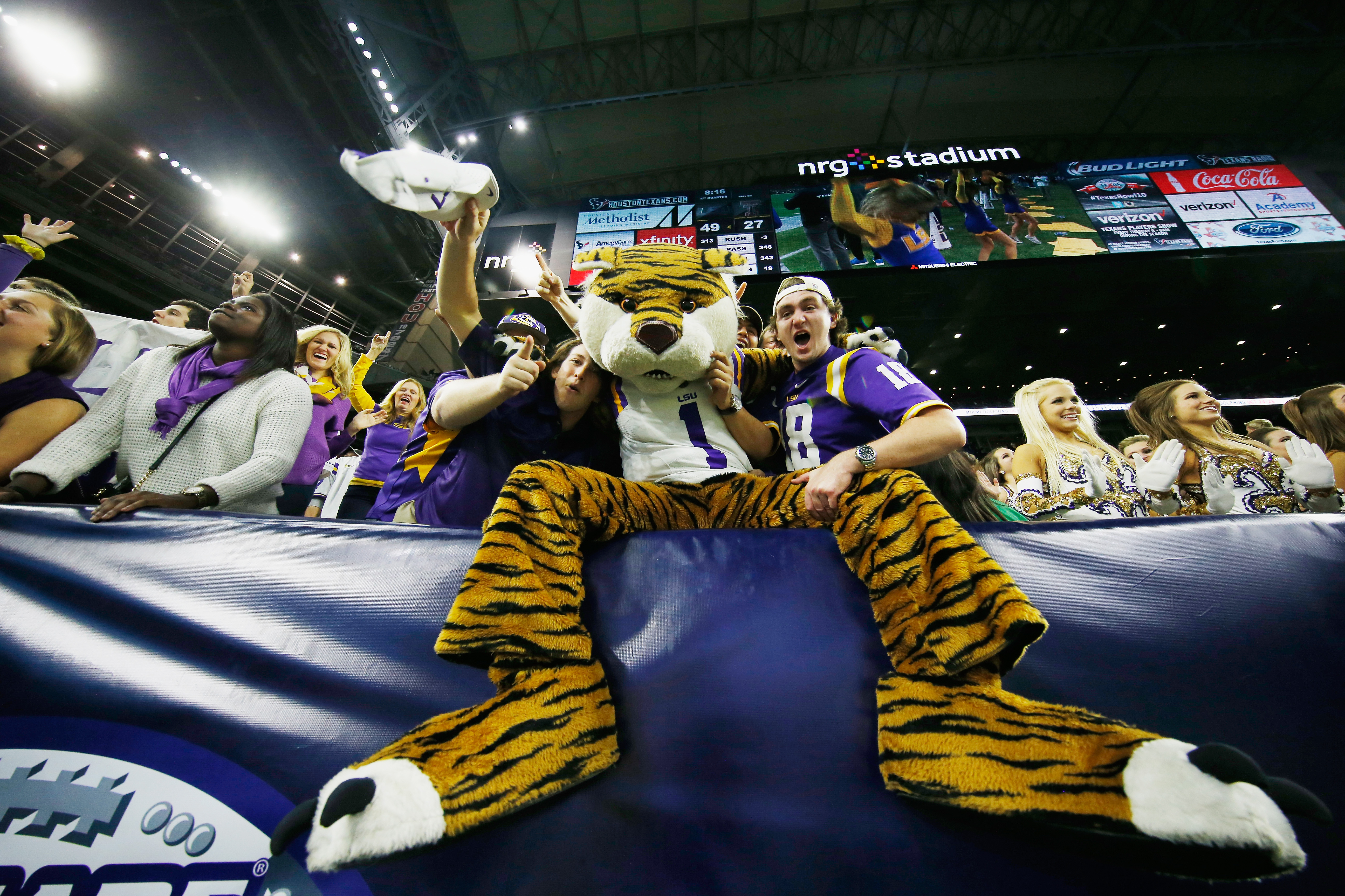 When LSU football loses, Louisiana judges give harsher sentences, mostly to black juveniles
