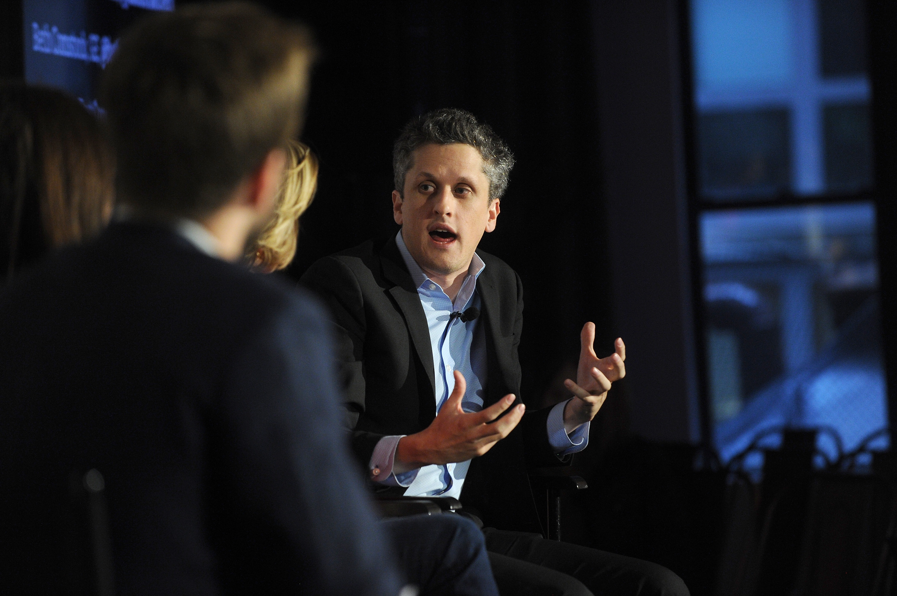 The Fast Company Innovation Festival - Building A Business That Matters, Part II With Box, Ellevate And GE