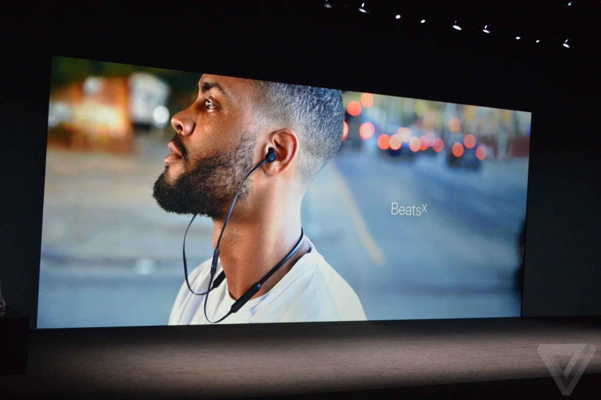 cef0e0d8446 Beats unveils new wireless headphones because Apple killed the headphone  jack
