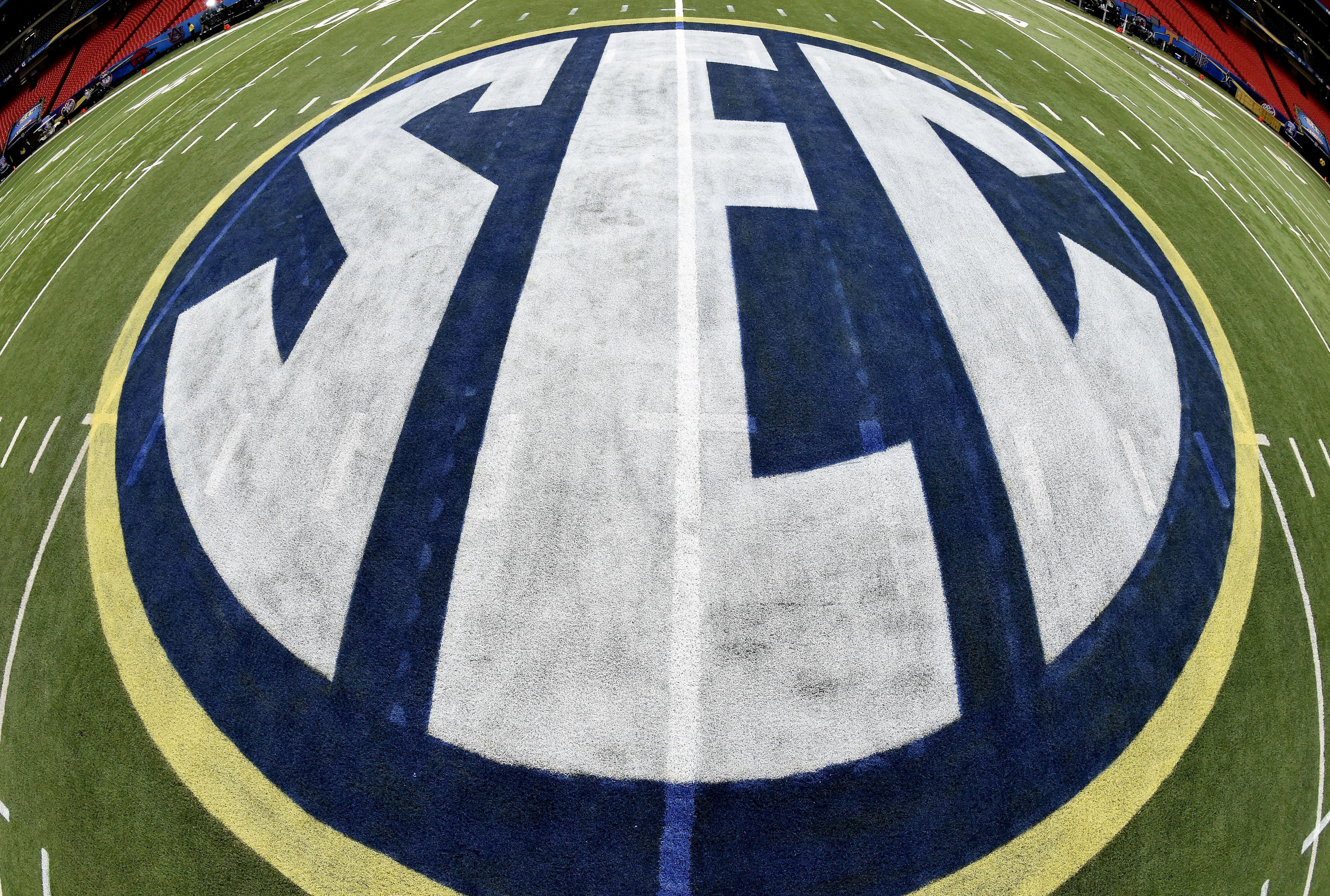 NCAA Football: SEC Championship-Coaches Press Conference