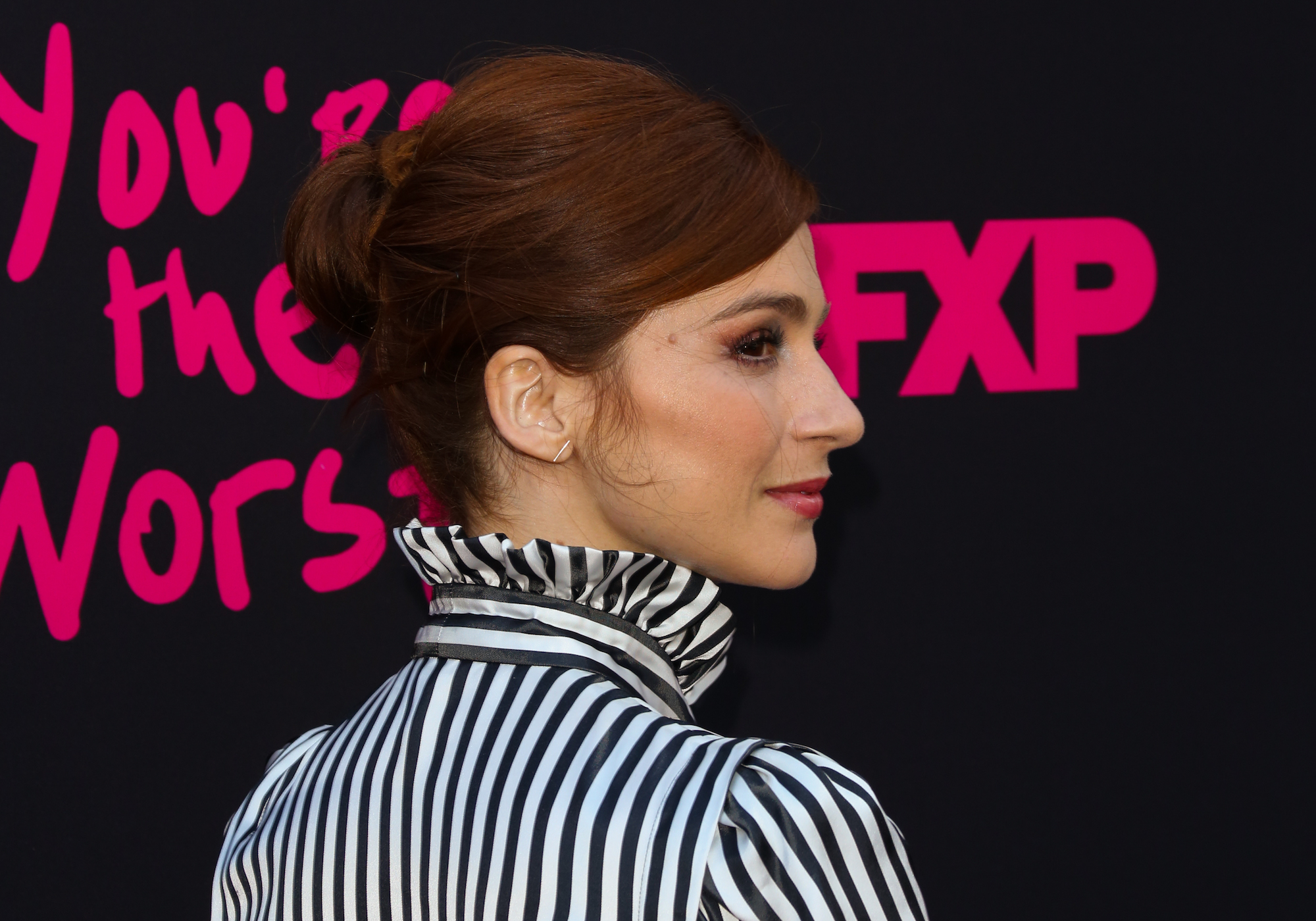 Aya Cash on Wearing What You Love, Even if It Means Getting 'Fugged'