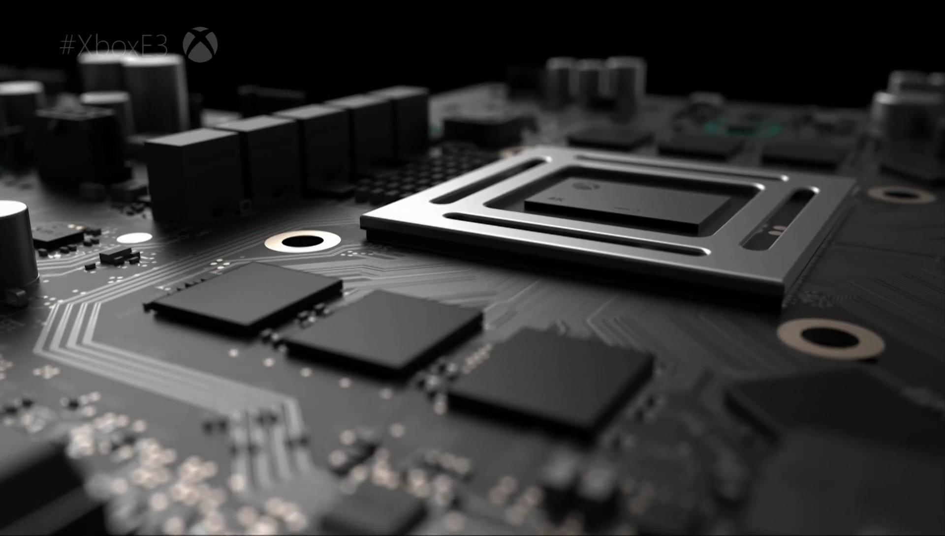 Microsoft: Xbox Scorpio's power advantage over PS4 Pro 'will be obvious'