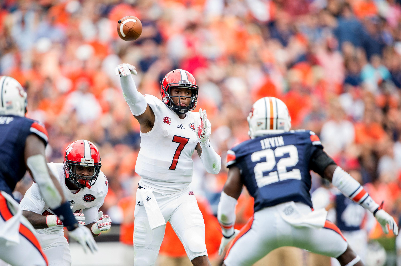 Jacksonville State v Auburn