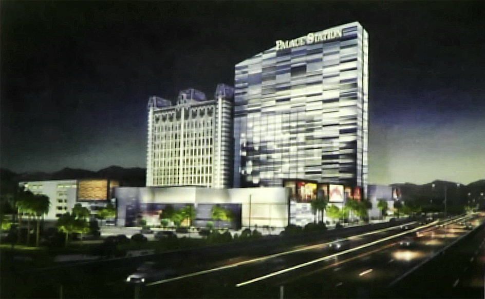Palace Station rendering