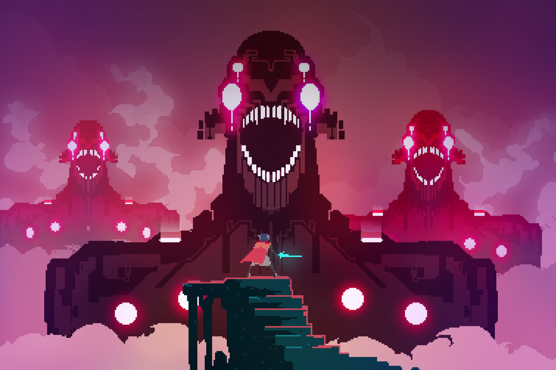 Hyper Light Drifter won't be coming to Vita and Wii U - Polygon