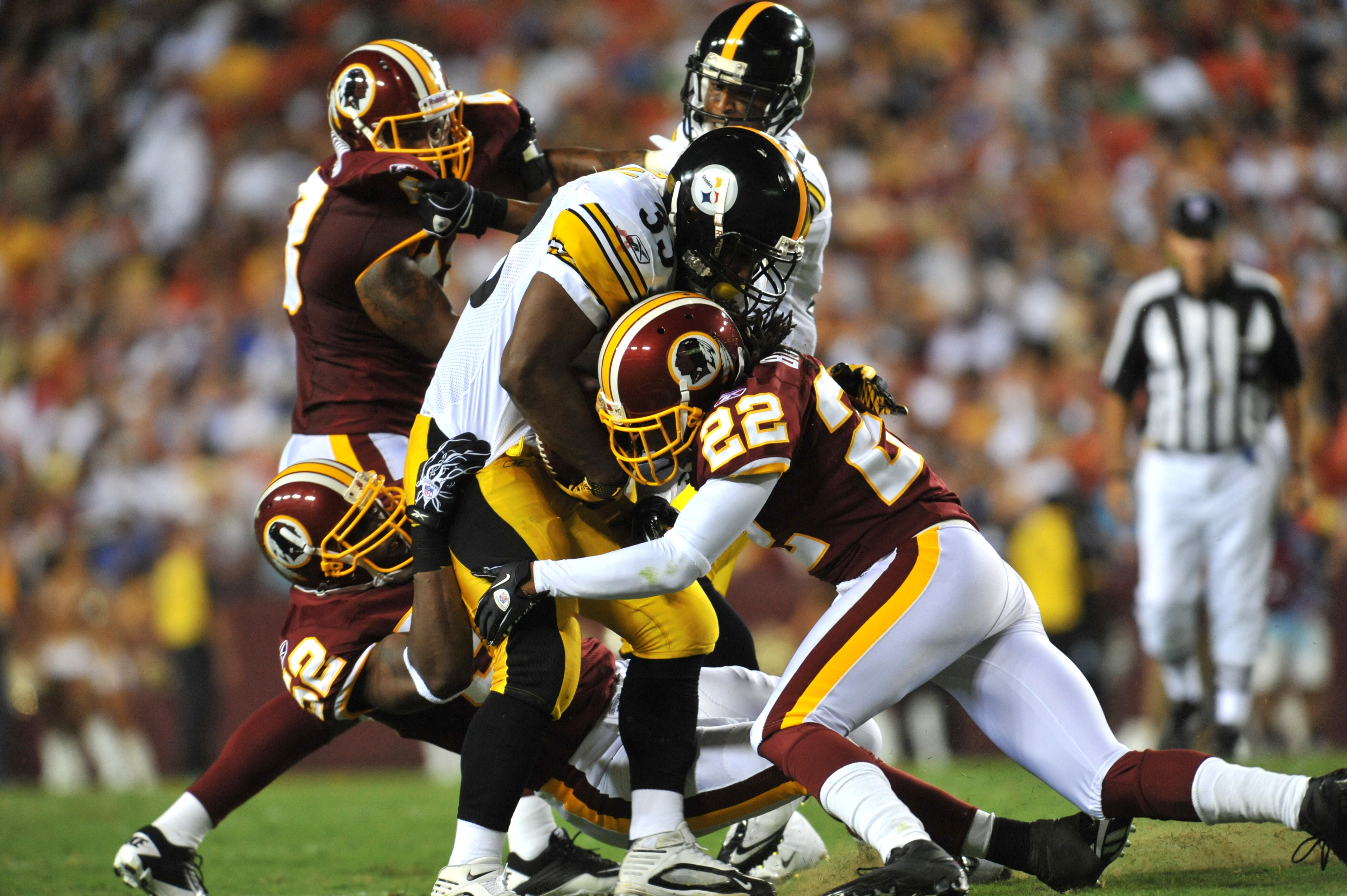 Behind the steel curtain commercial - Redskins Vs Steelers Five Questions With Behind The Steel Curtain