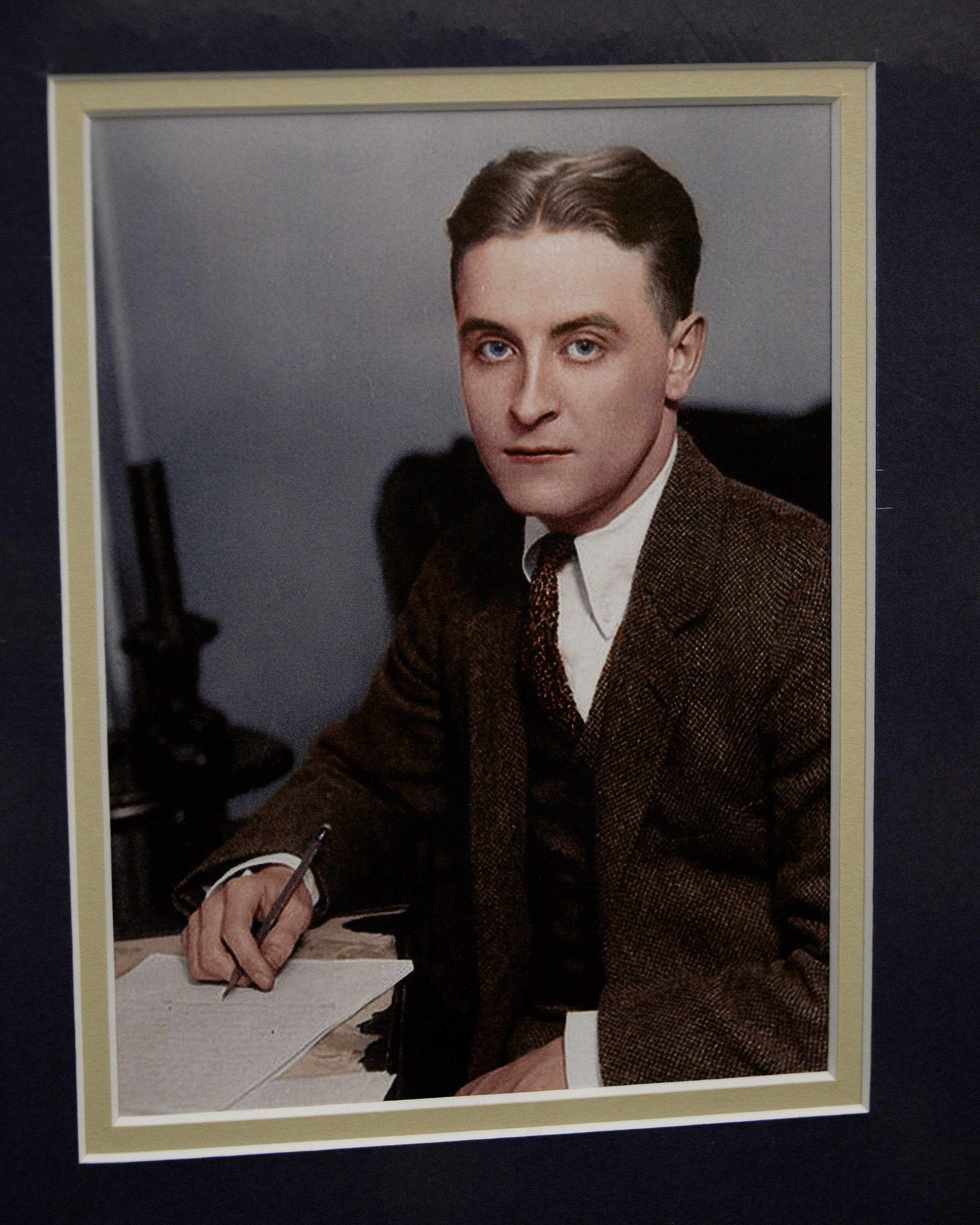 Soon you'll be able to read F. Scott Fitzgerald's unpublished short stories