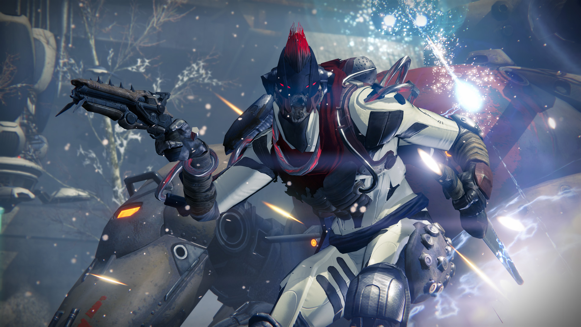 Destiny's newest patch prepares for Rise of Iron