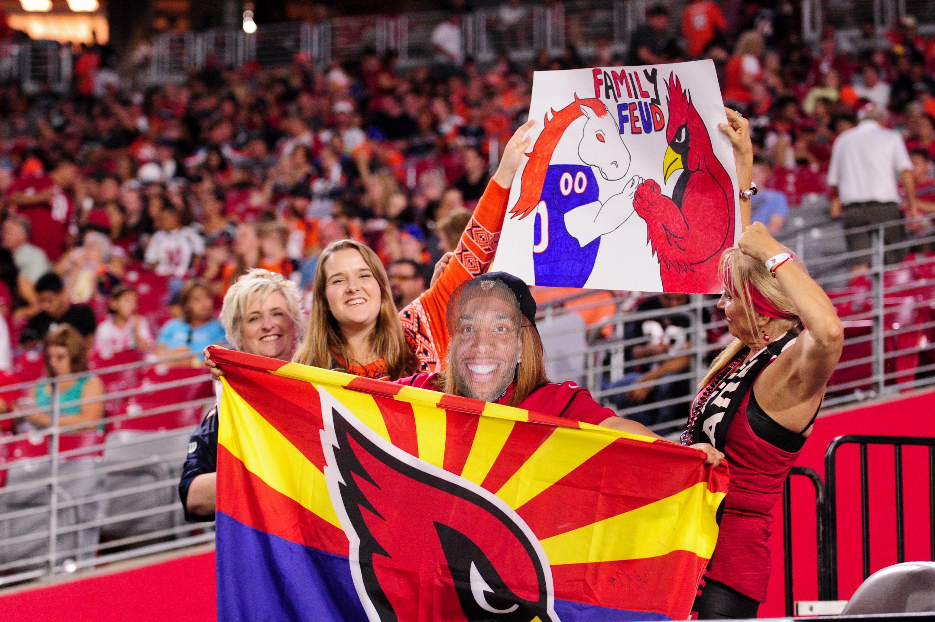 NFL: Preseason-Denver Broncos at Arizona Cardinals