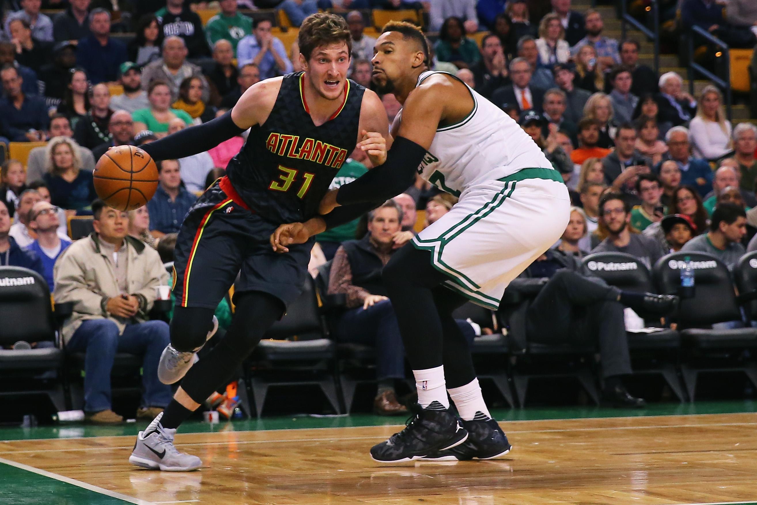 Atlanta Hawks v Boston Celtics