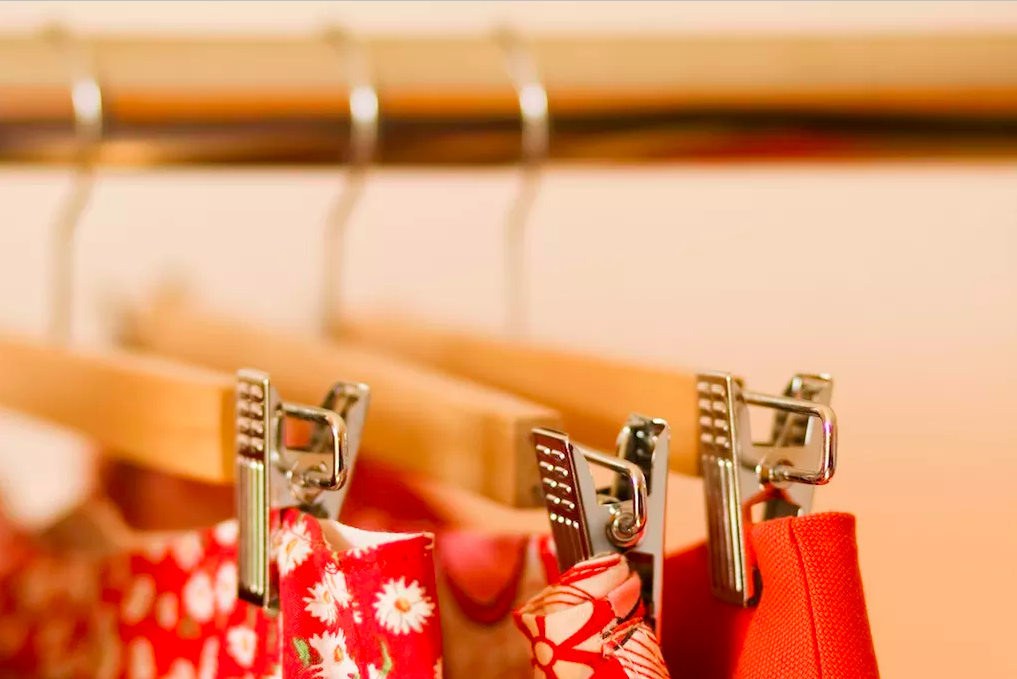 It's time to clean out your closet. Photo: Getty