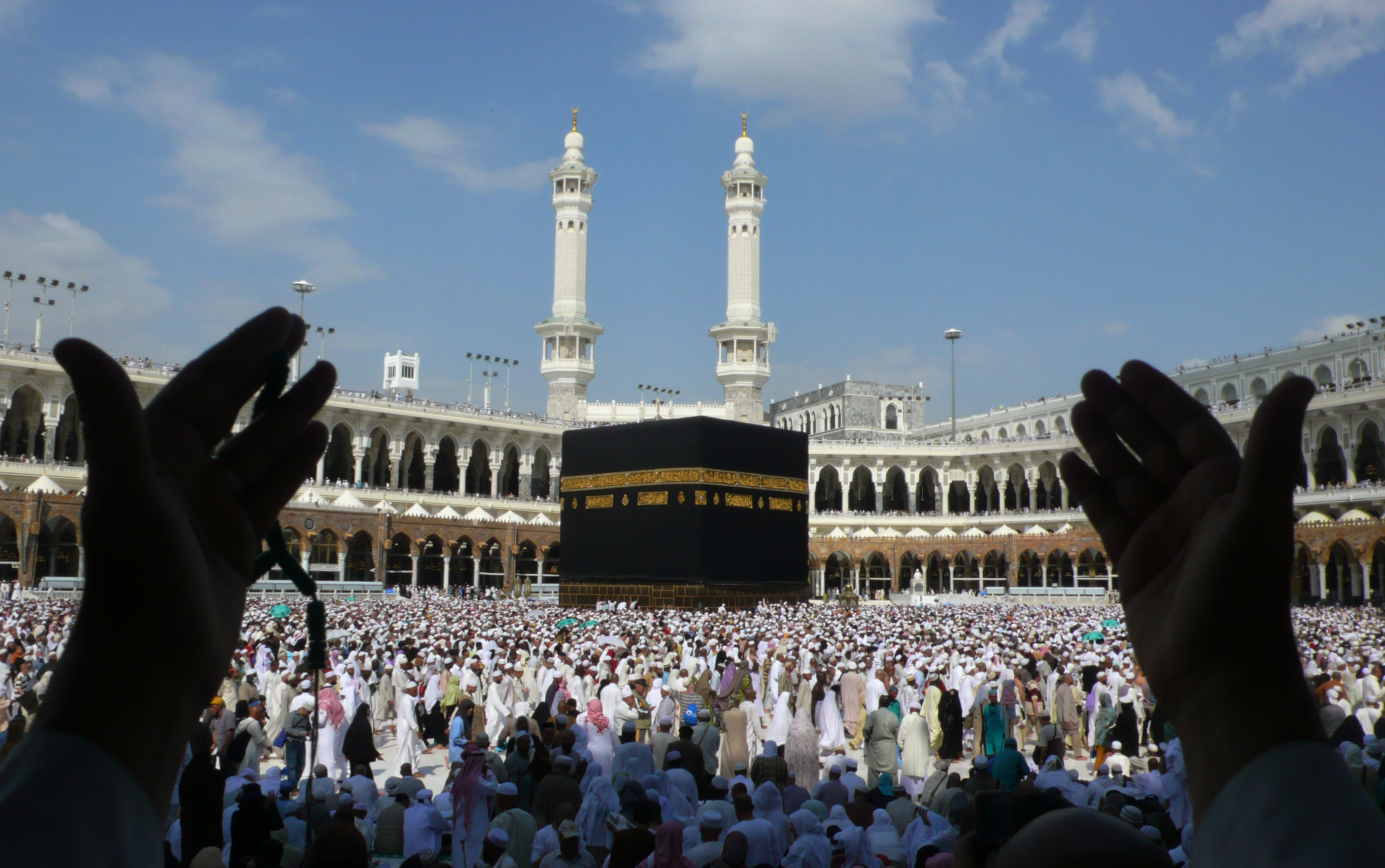 Hajj, the Islamic pilgrimage to Mecca, explained for non-Muslims