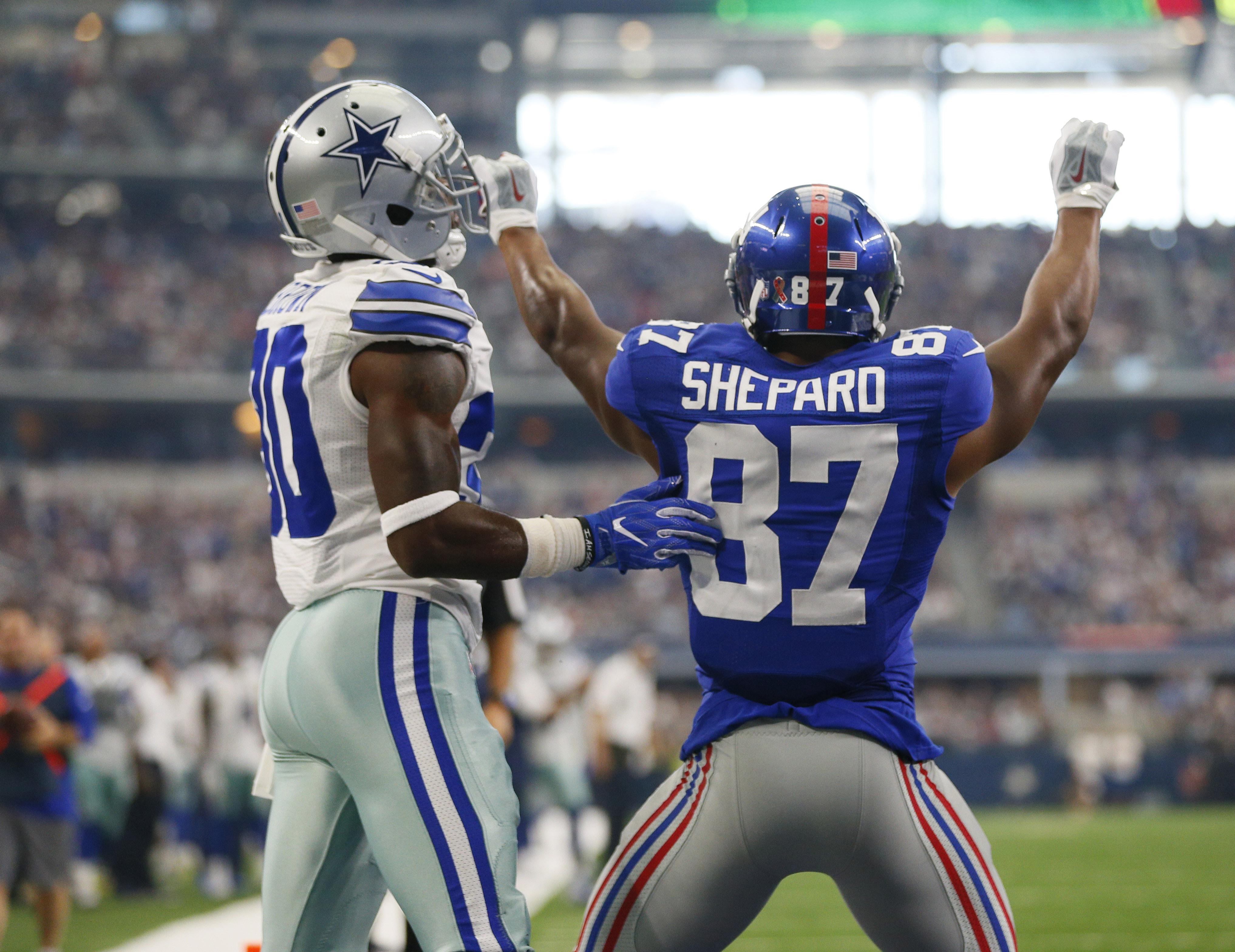 NFL: New York Giants at Dallas Cowboys