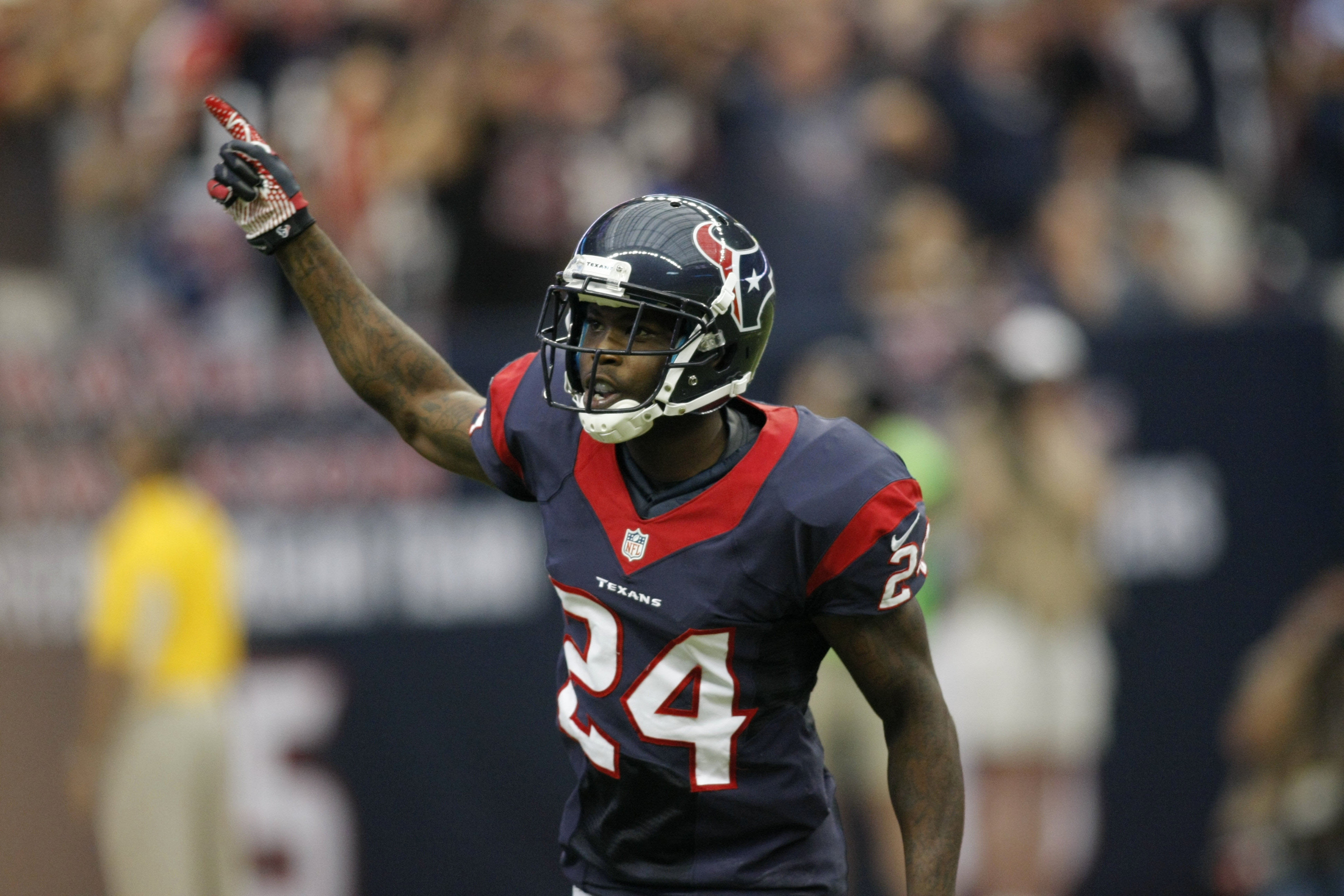 J-Jo advises the public of the Texans' place in the AFC South.