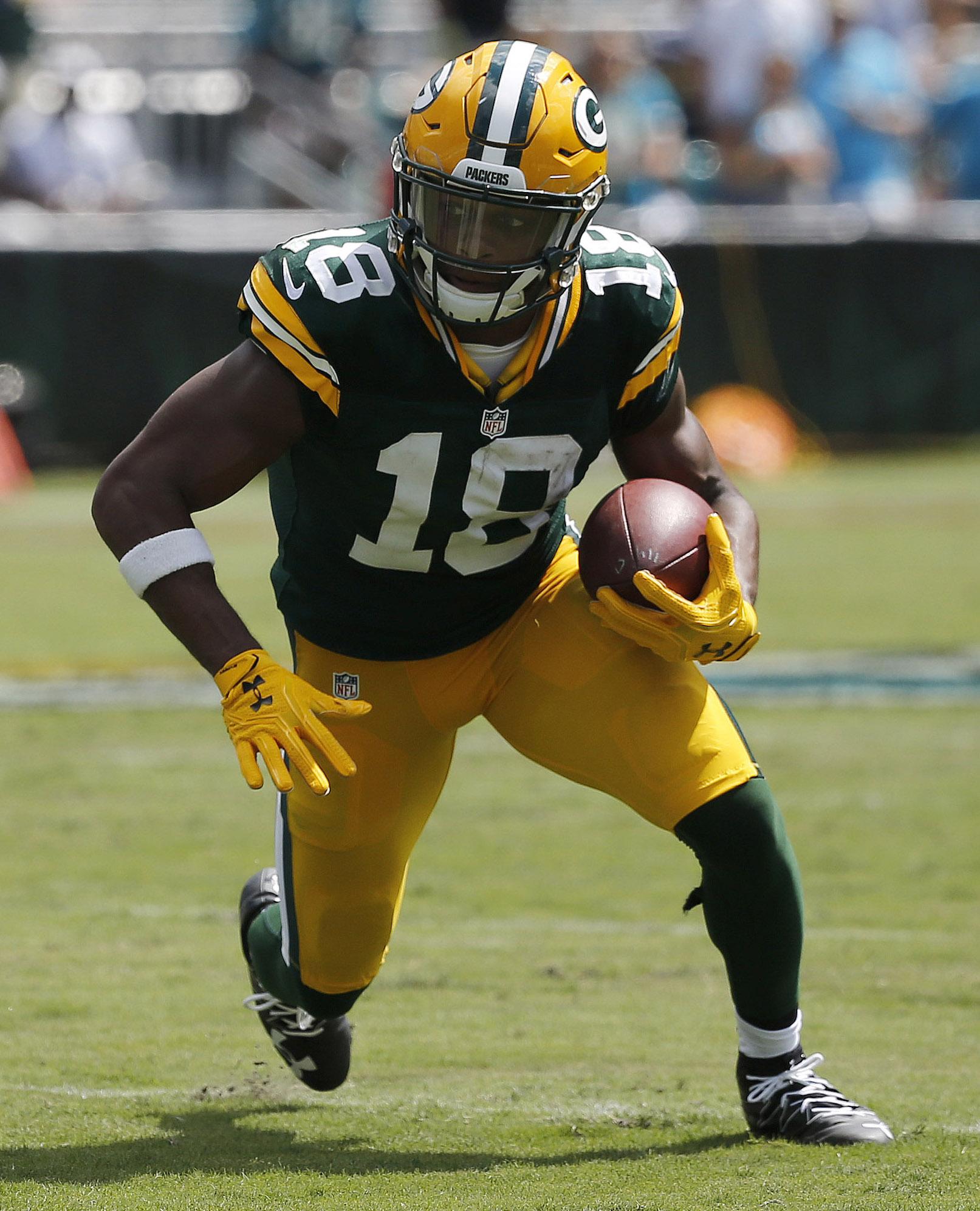NFL: Green Bay Packers at Jacksonville Jaguars