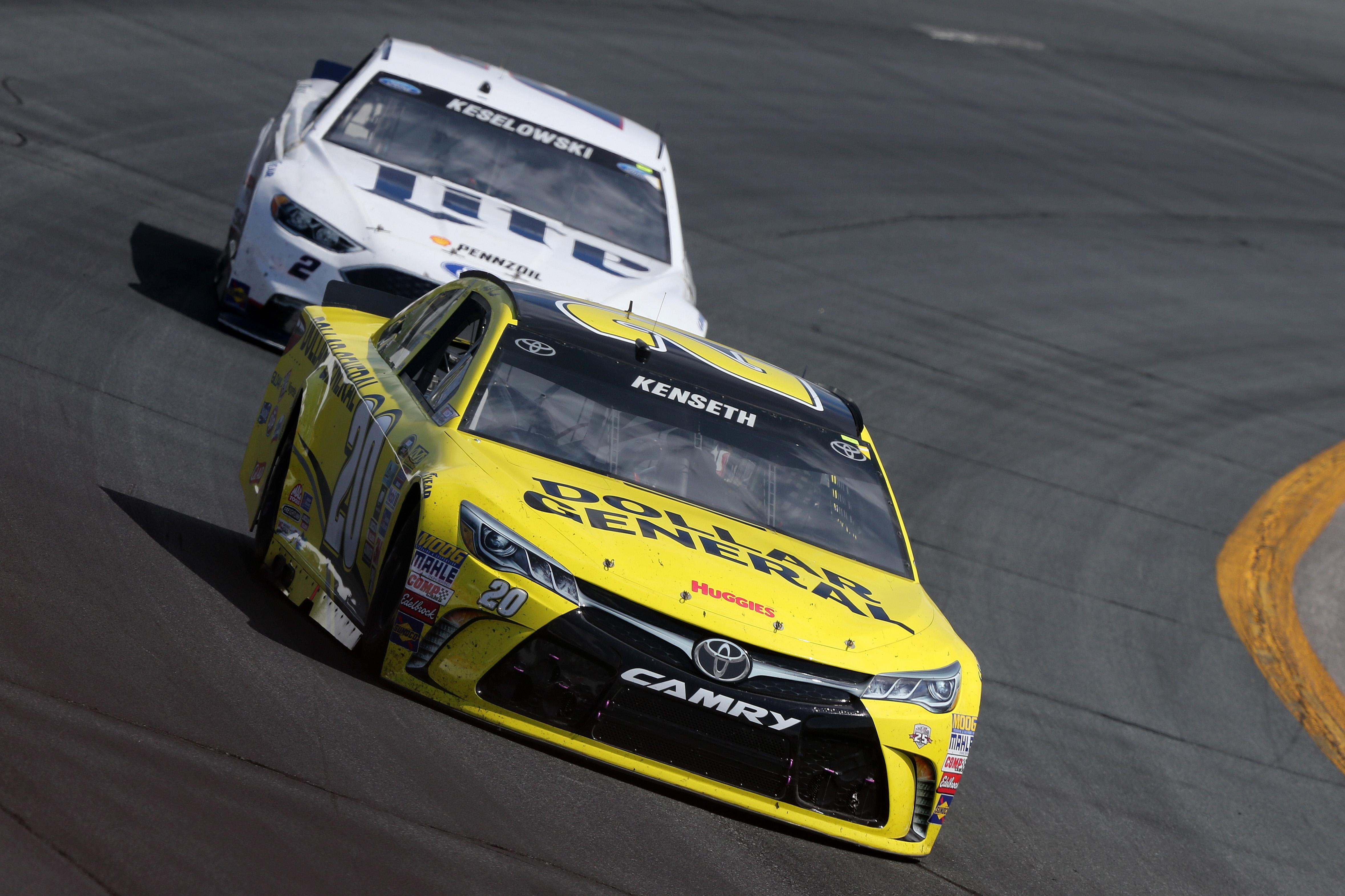 Bad blood boils as NASCAR's Chase playoffs begin